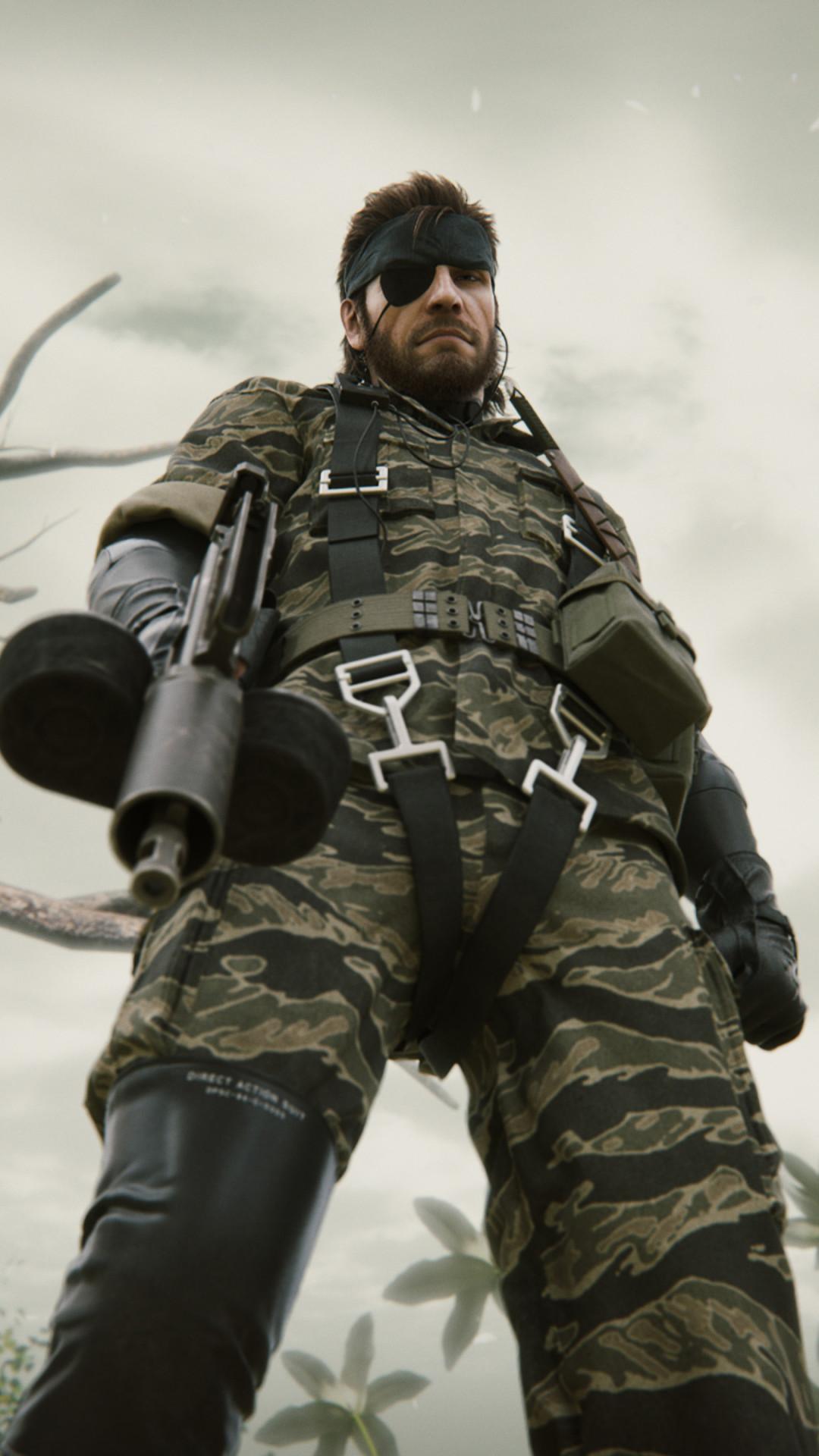 JOSICH: Solid Snake
