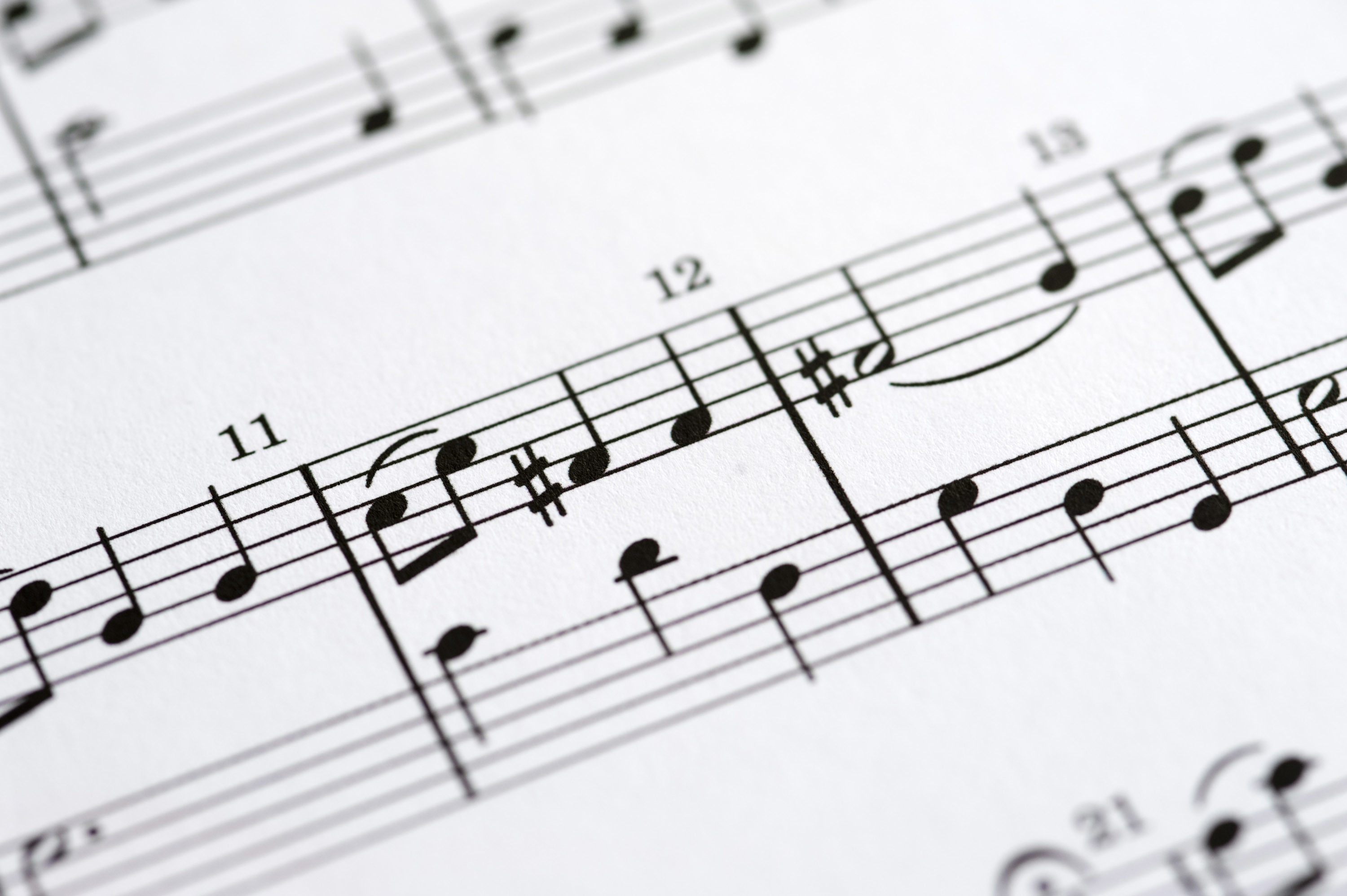 Musical Notes Wallpapers 69 Pictures