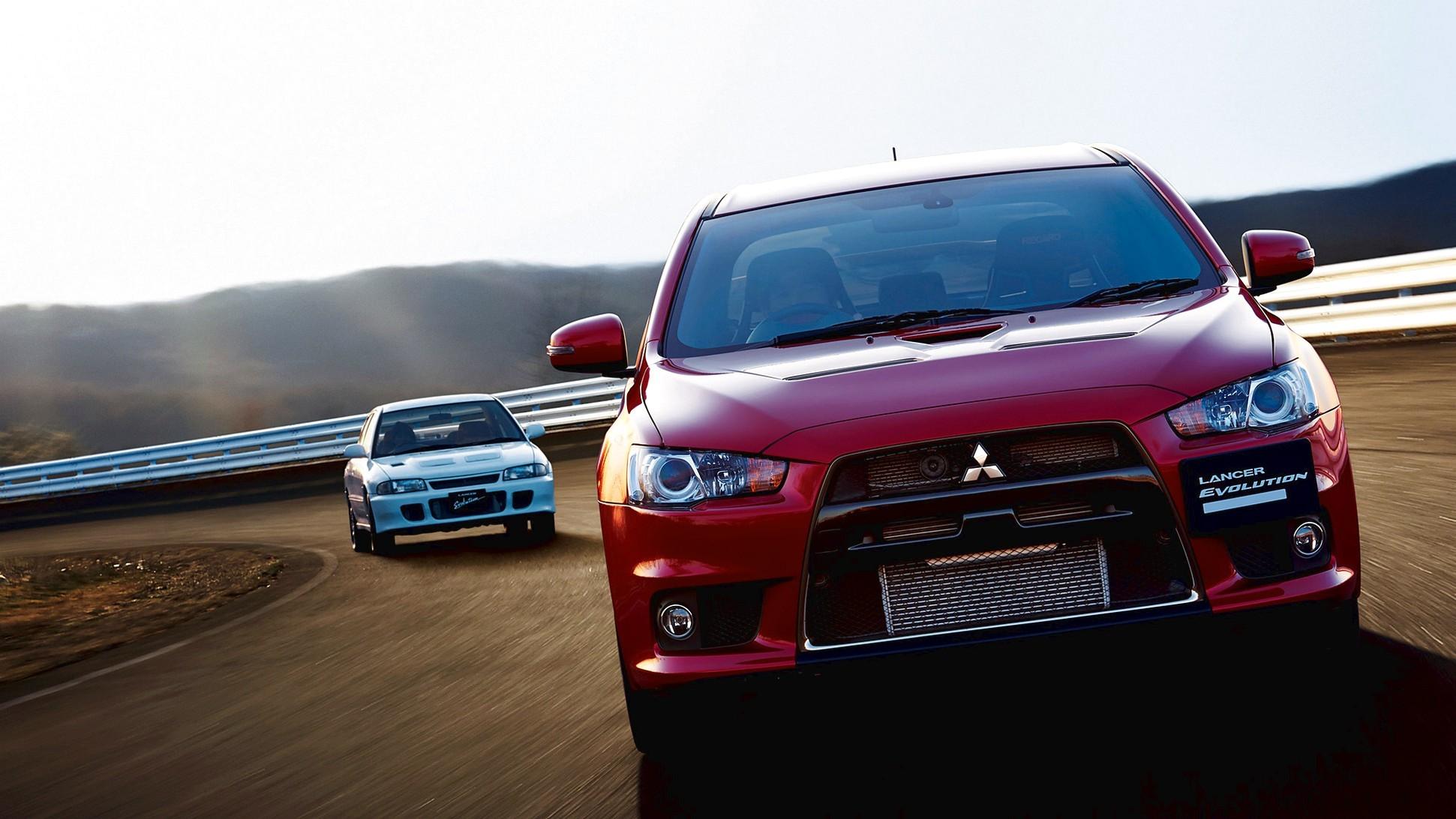 Mitsubishi Lancer Evolution Wallpaper 74 Pictures