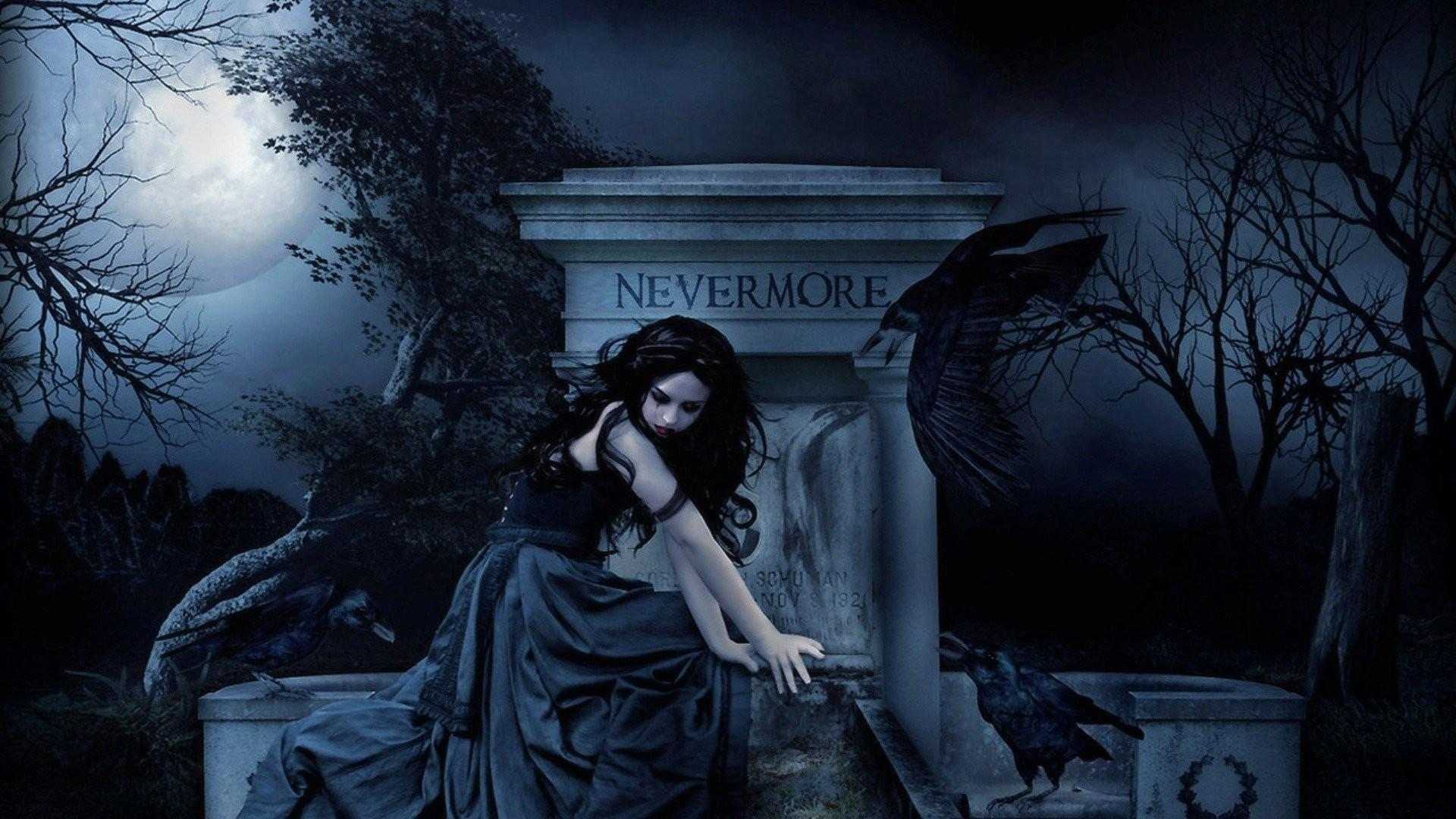 Gothic Vampire Wallpaper (64+ pictures)