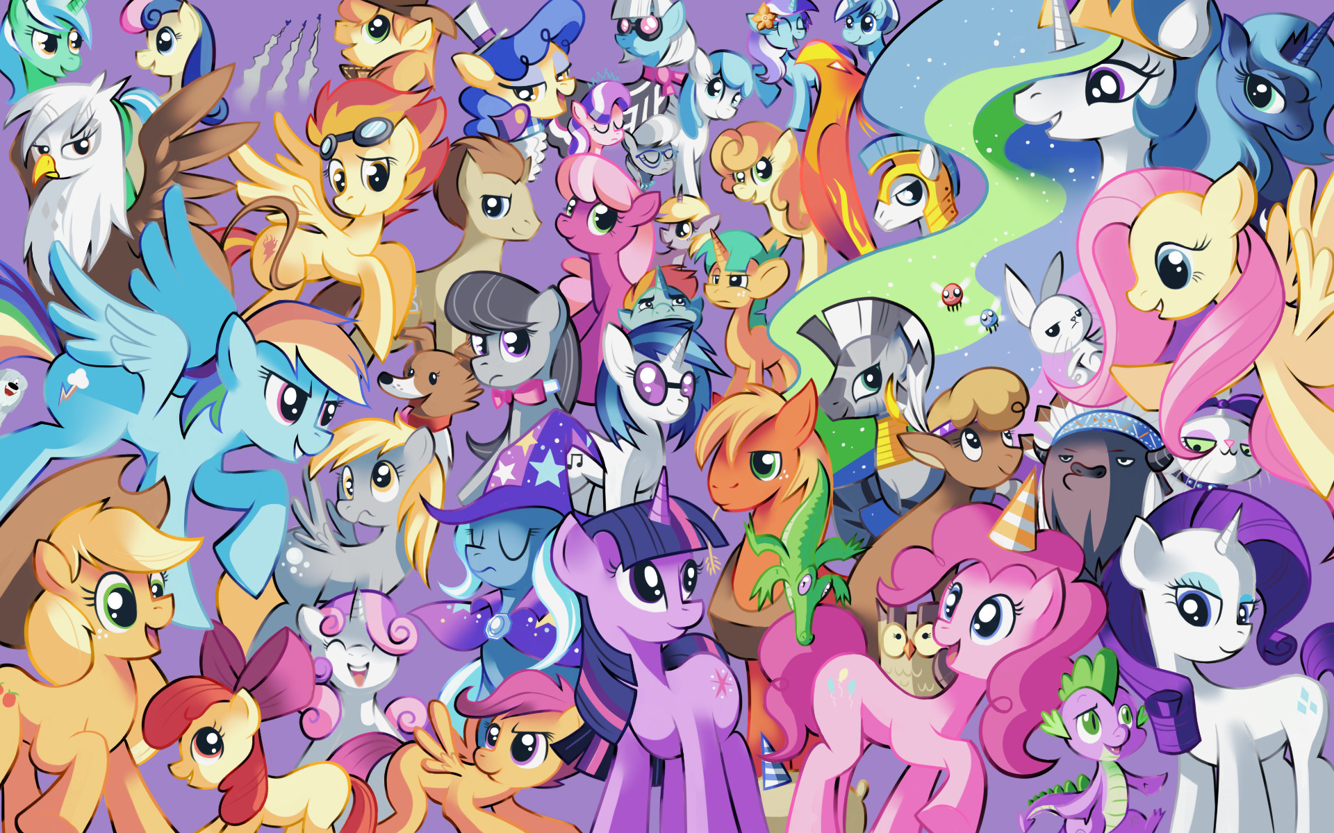 My Little Pony Wallpaper (78+ pictures)