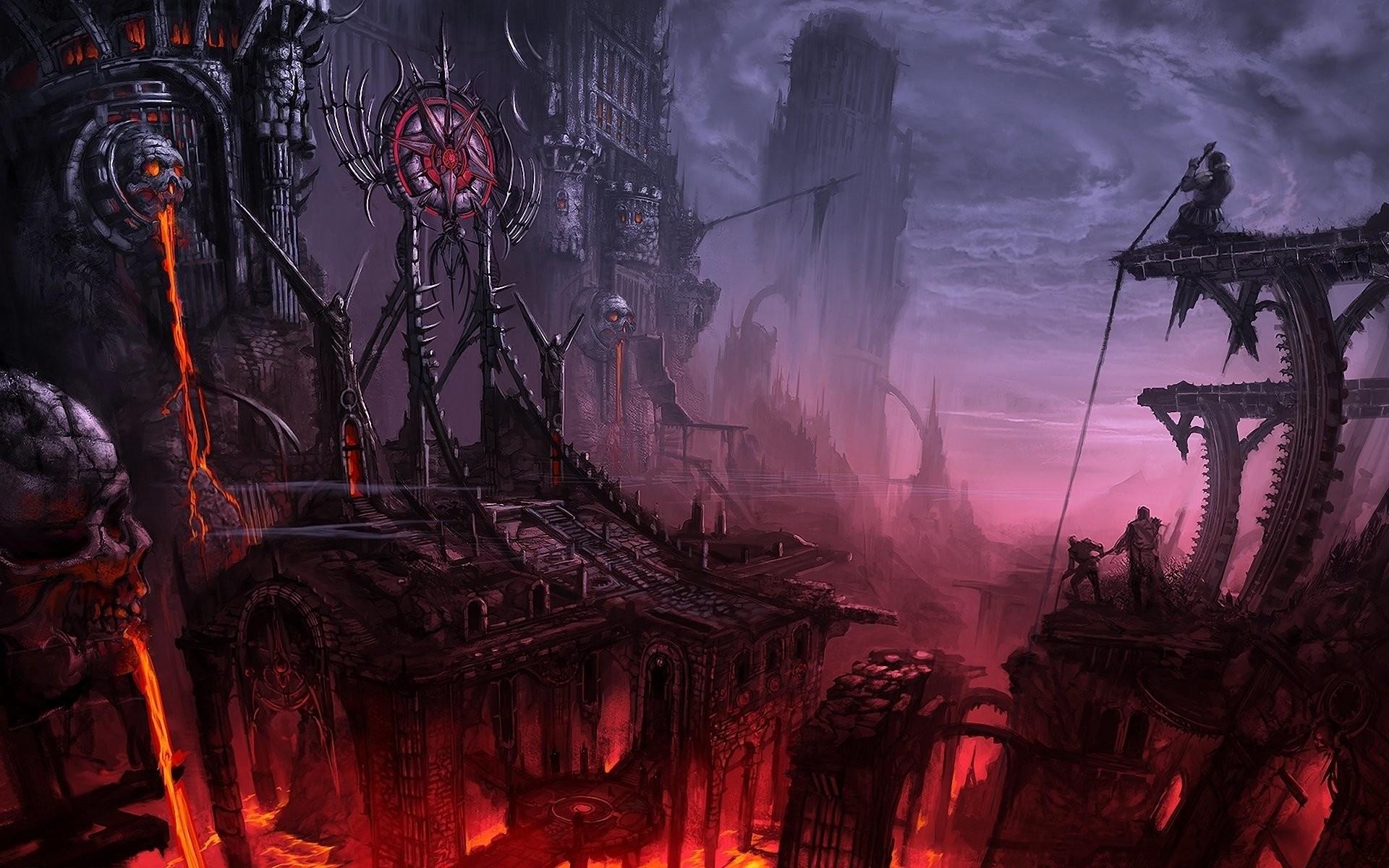Dark Fantasy Wallpapers 72 Pictures