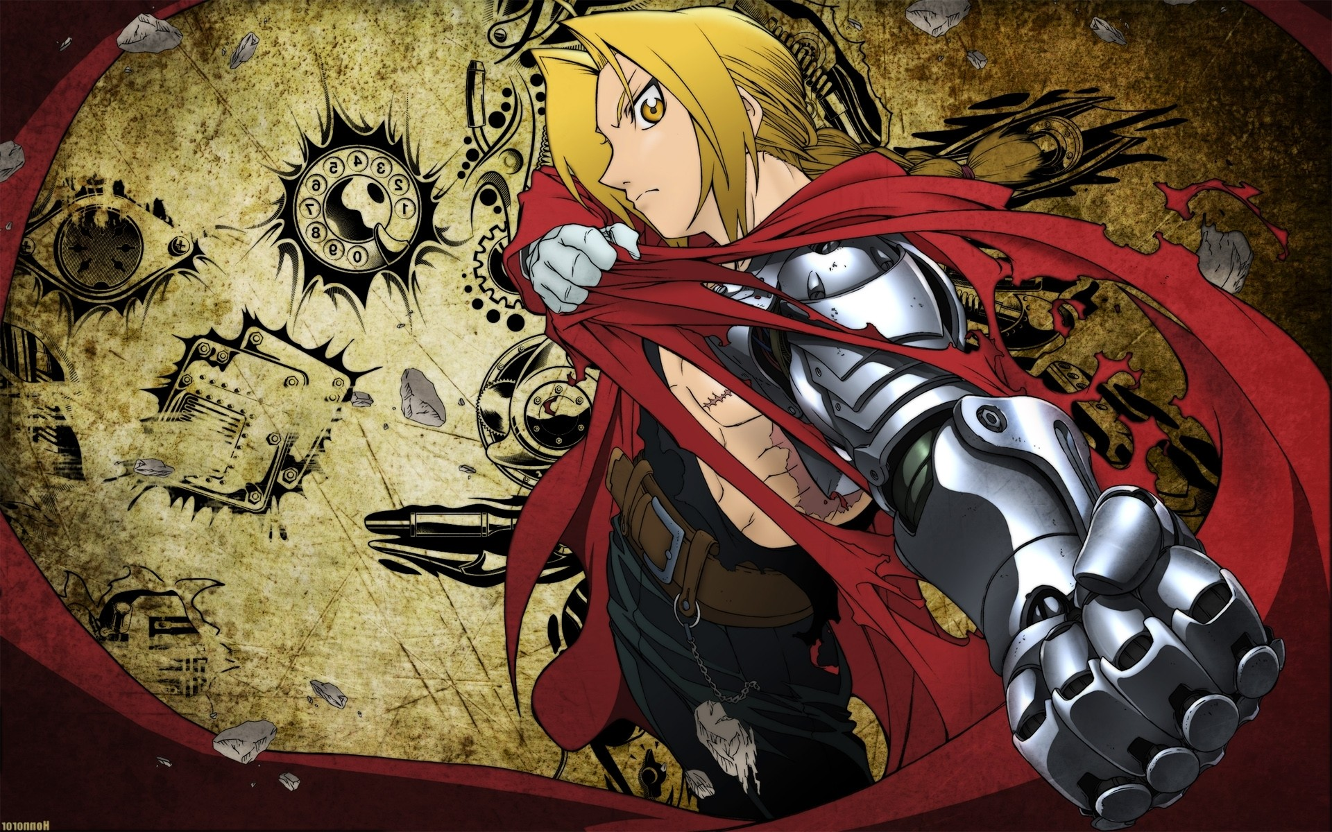 Fullmetal Alchemist HD Wallpaper (68+ pictures)