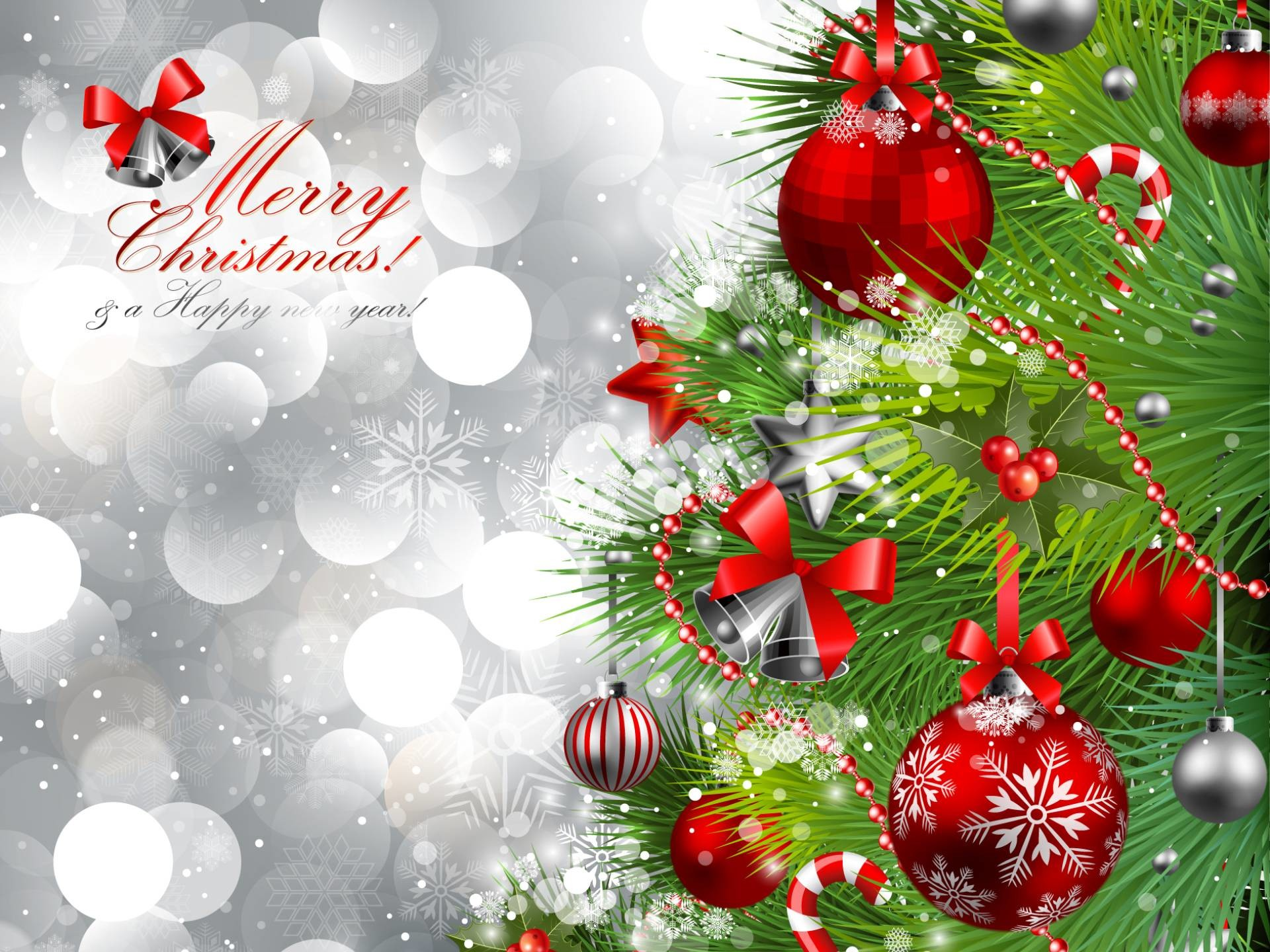 desktop christmas backgrounds (57+ pictures)