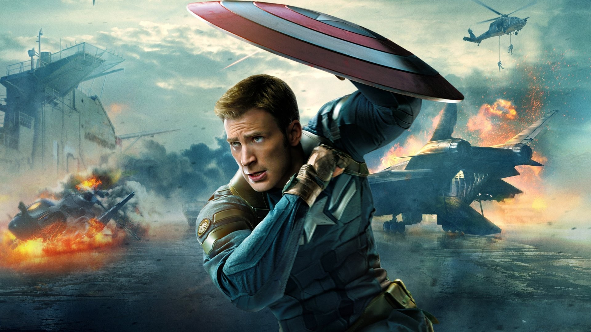Steve Rogers Wallpapers 81 Pictures