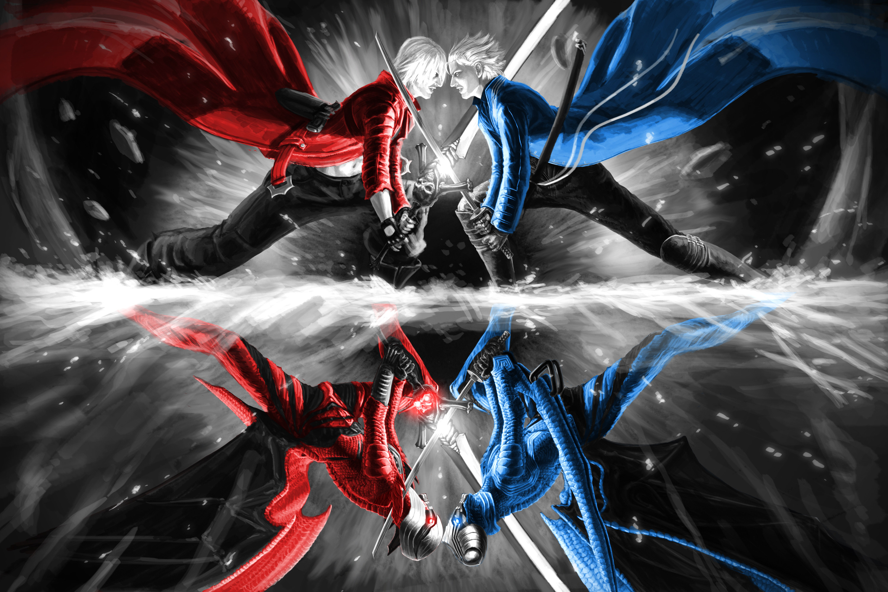devil may cry wallpaper for android