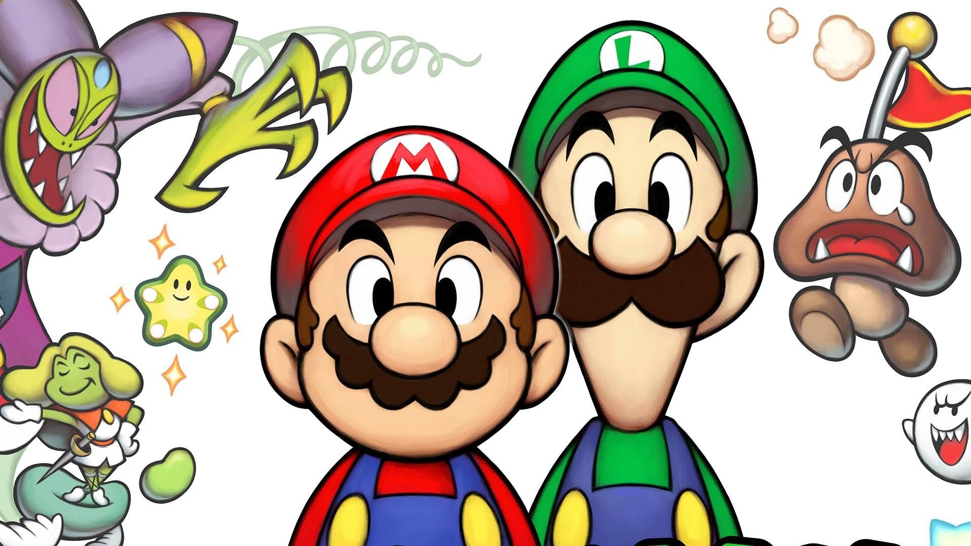 Mario and luigi backgrounds 54 pictures 1920x1200 1920x1200 super mario luigi wallpaper altavistaventures Gallery