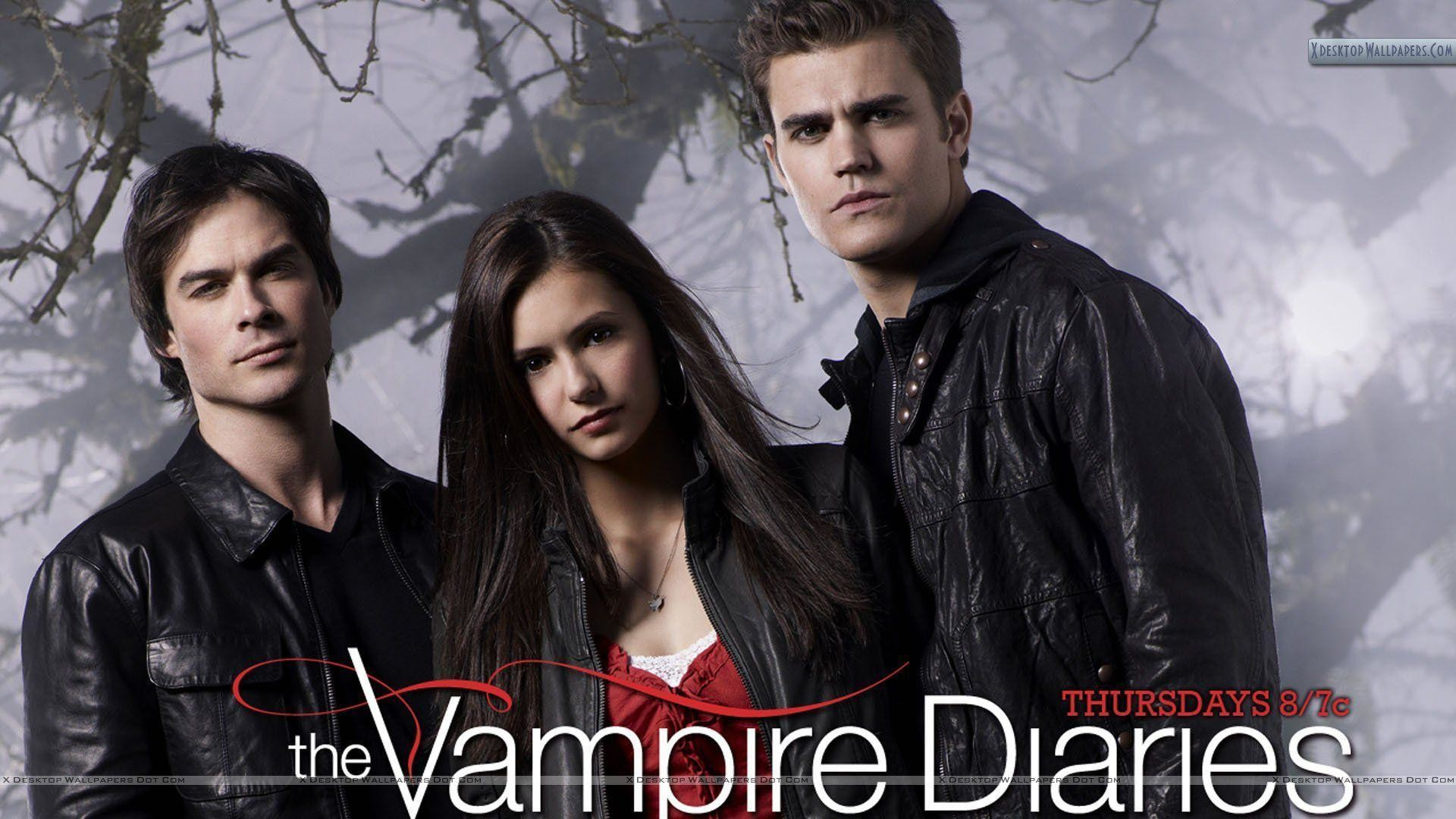 The Vampire Diaries Wallpaper Damon 80 Pictures