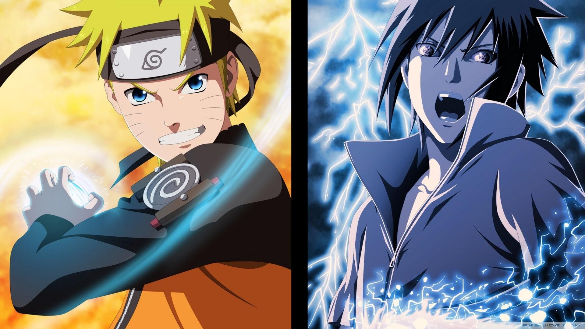 Naruto Vs Sasuke Wallpapers 60 Pictures