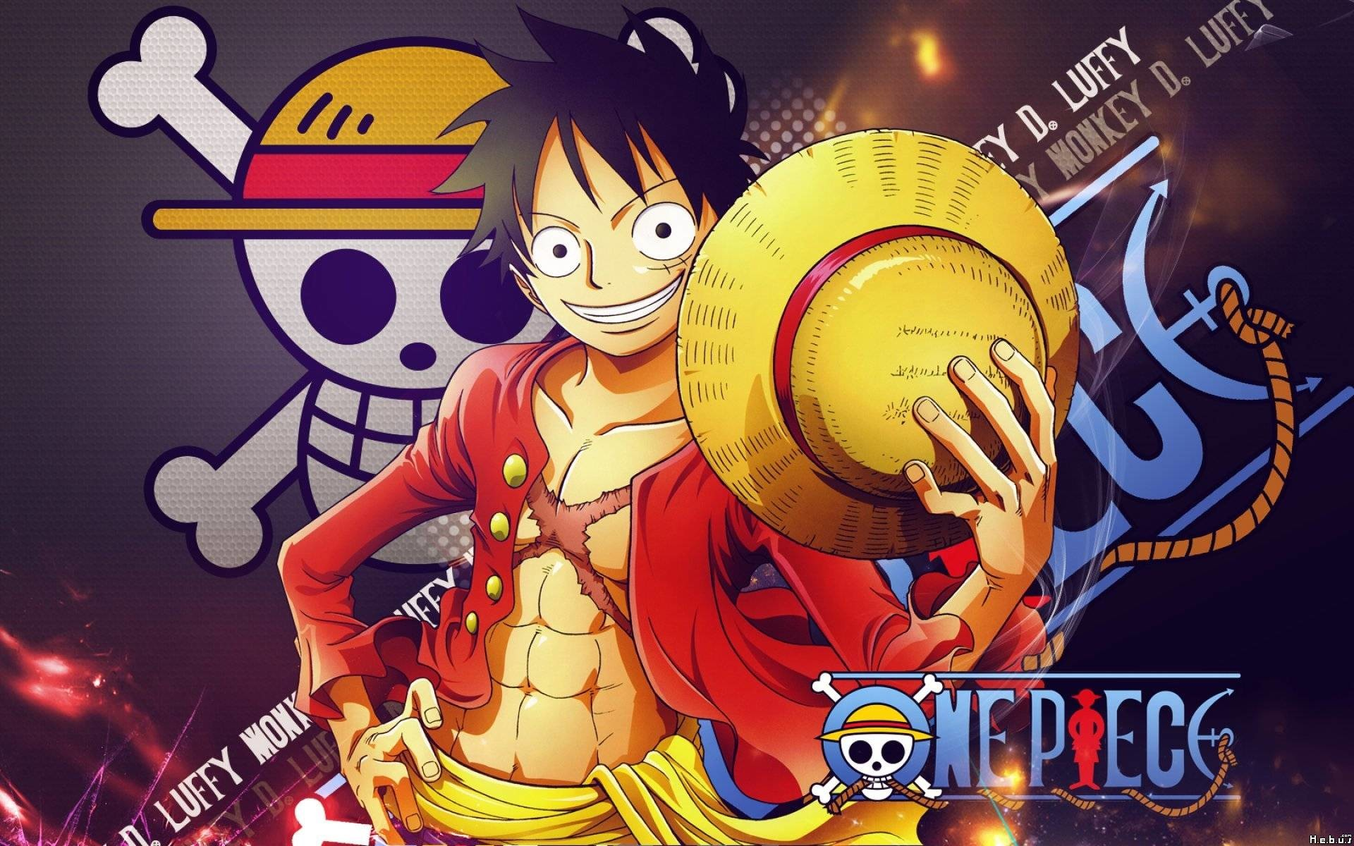 Wallpaper One Piece Luffy 70 Pictures