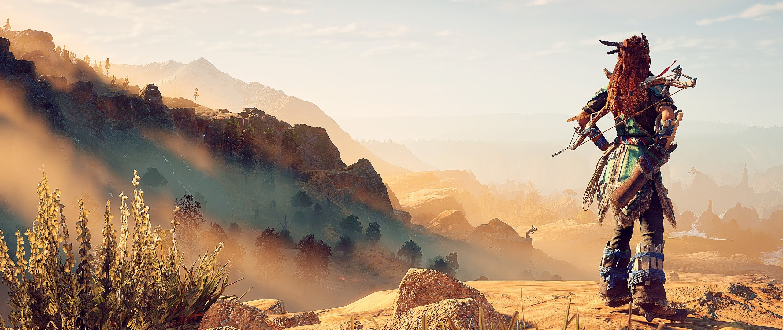 Horizon Zero Dawn Wallpapers (83+ pictures)