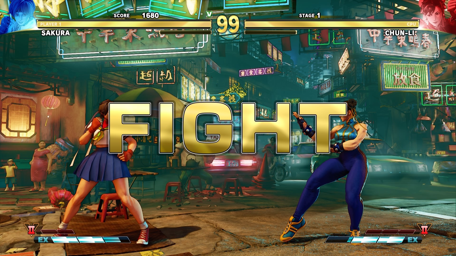 Street Fighter Background (77+ pictures)