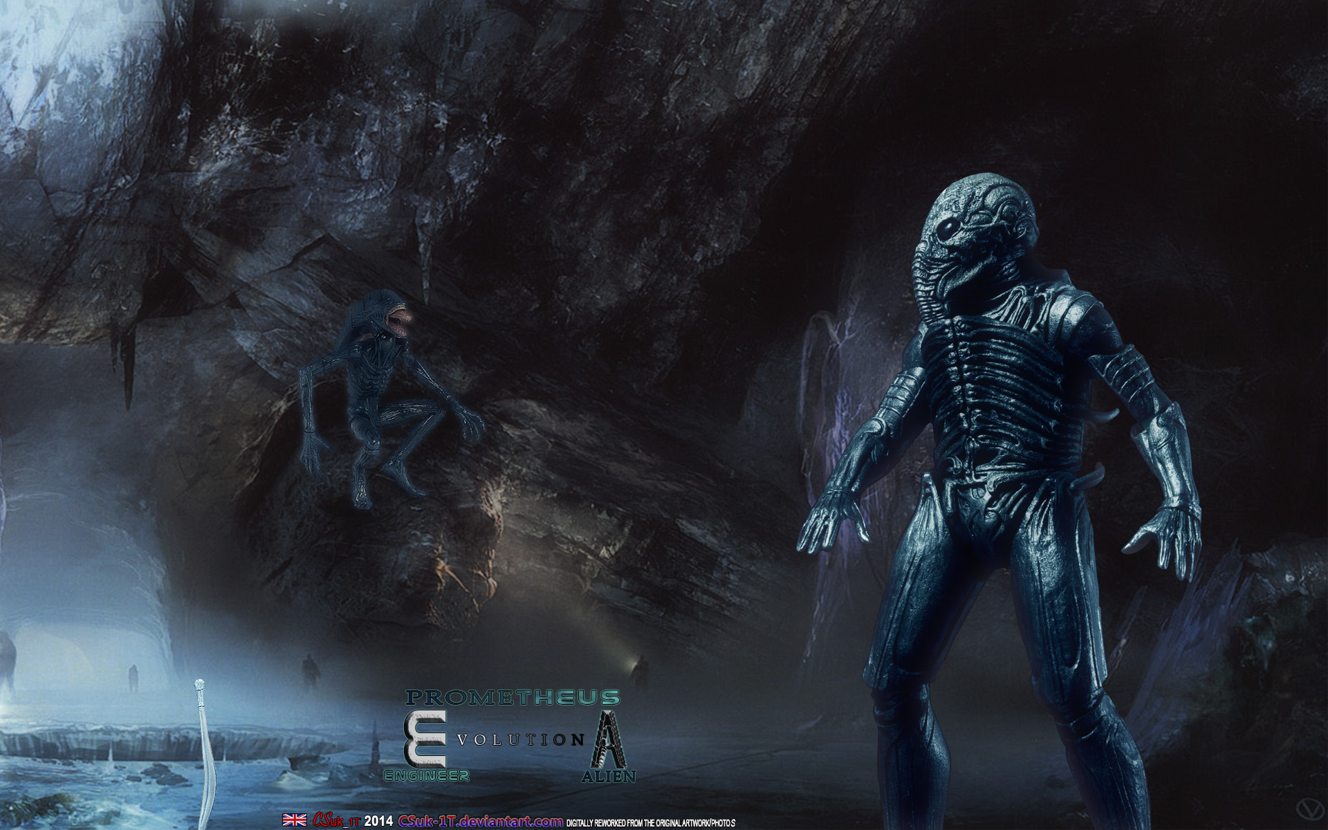 Prometheus Wallpapers 75 Pictures
