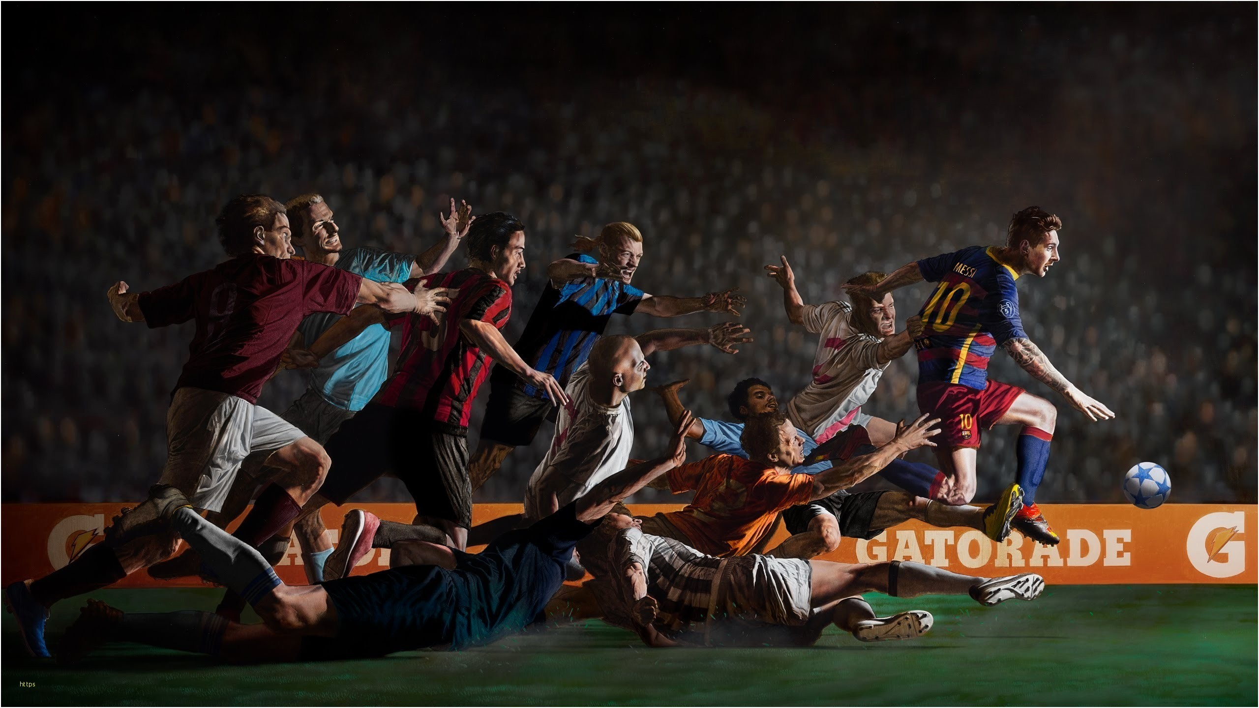 Fc Barcelona Wallpapers (81+ pictures)