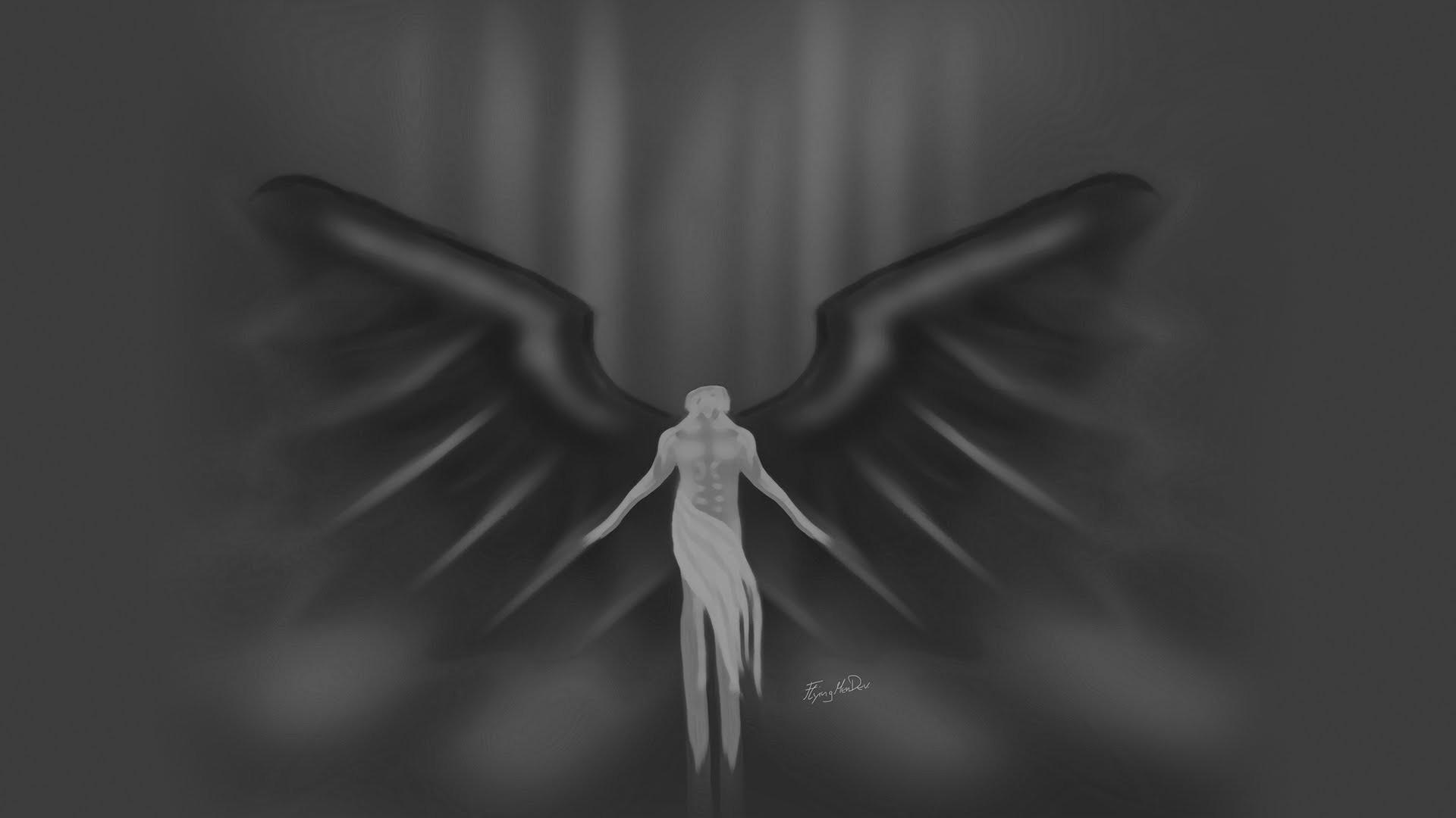 Angel wallpaper 69 pictures - Sad angel wallpaper ...