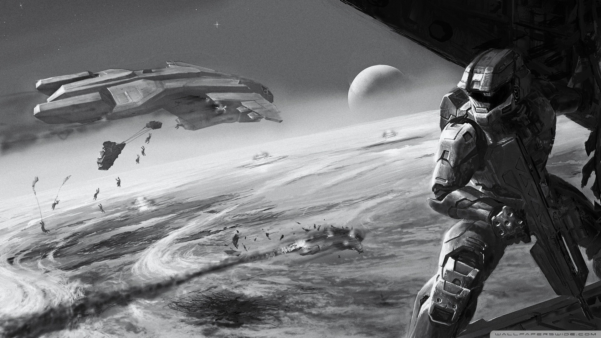 Halo Reach Wallpaper 1080p 71 Pictures