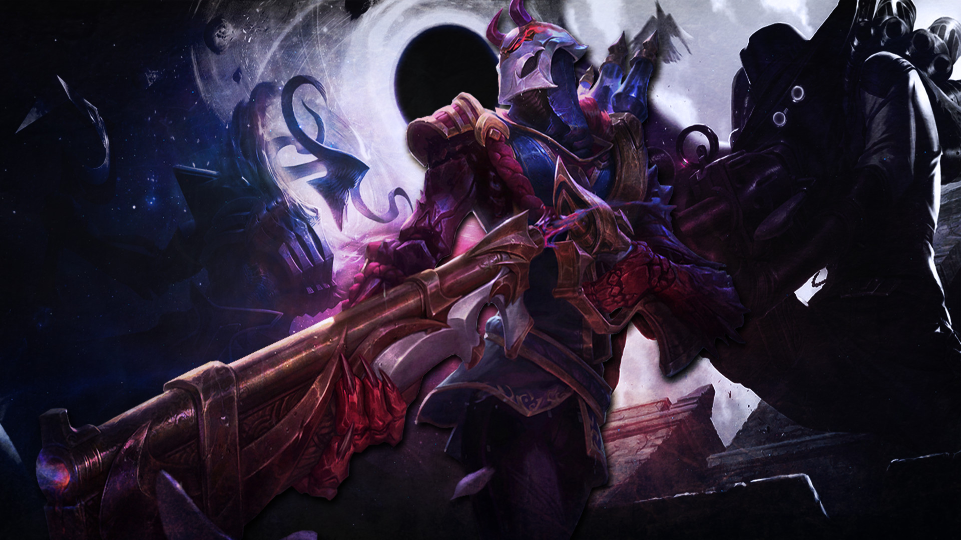 Jhin Wallpapers 82 Pictures