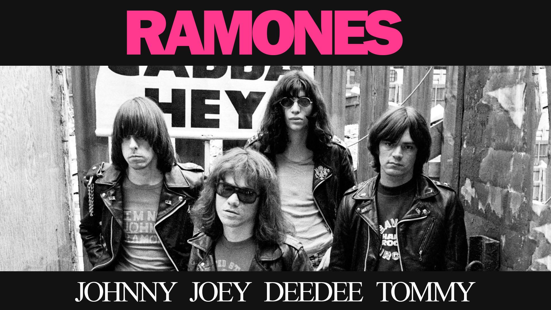 Ramones Wallpaper (60+ pictures)