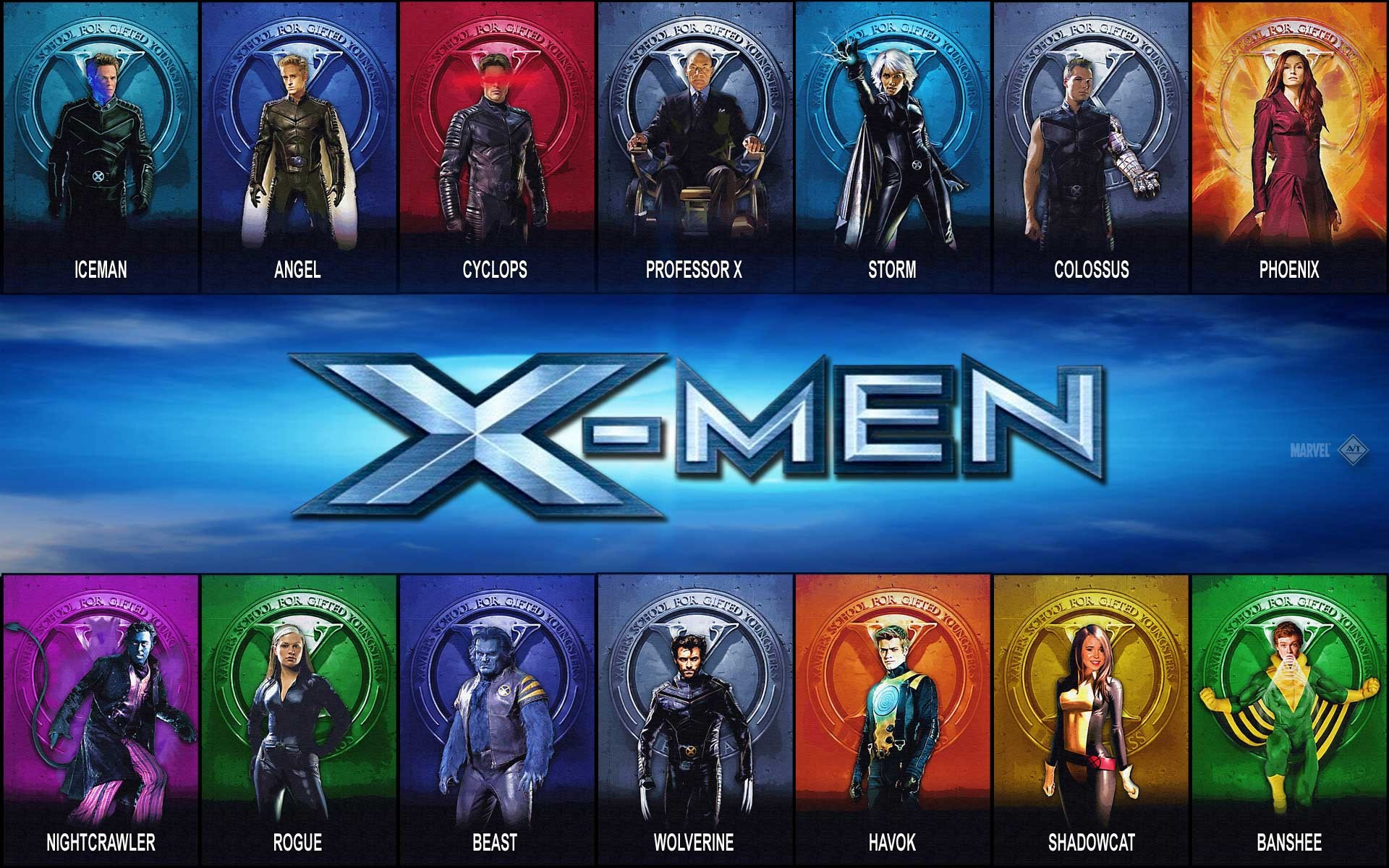 X Men 4 Wallpapers 61 Pictures