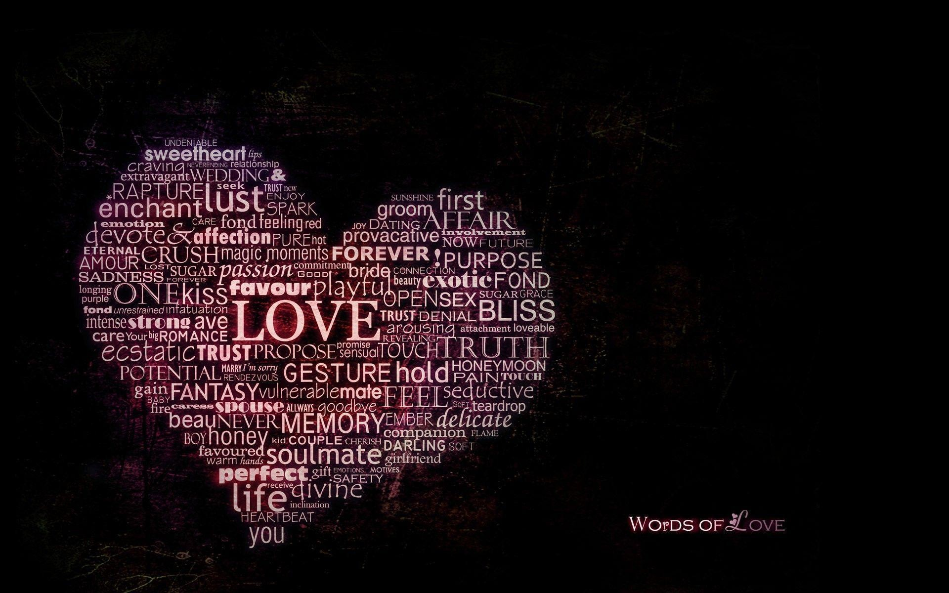 My Love Quotes Pictures HD Wallpaper 1920x1080. 1920x1080. 8 · Download