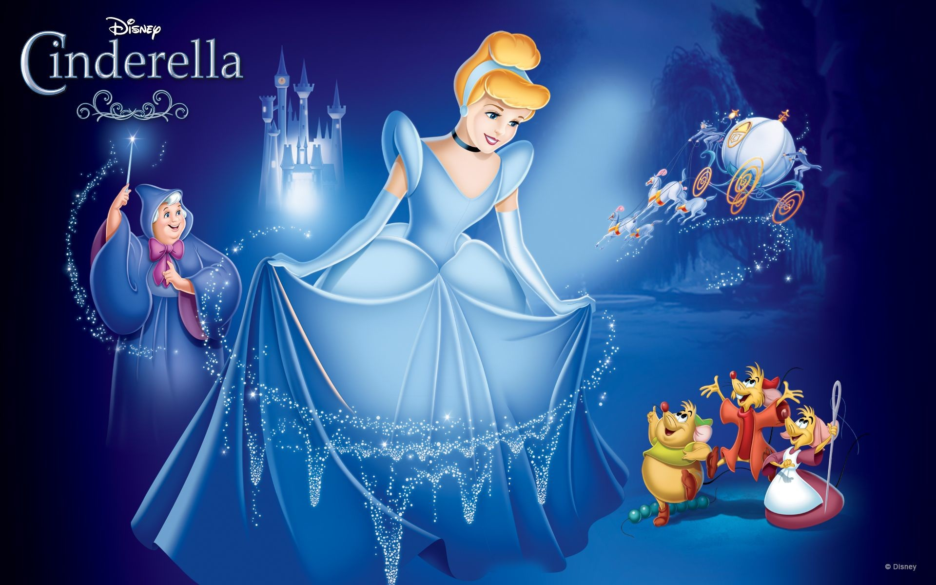 Disney Cinderella Wallpaper 67 Pictures