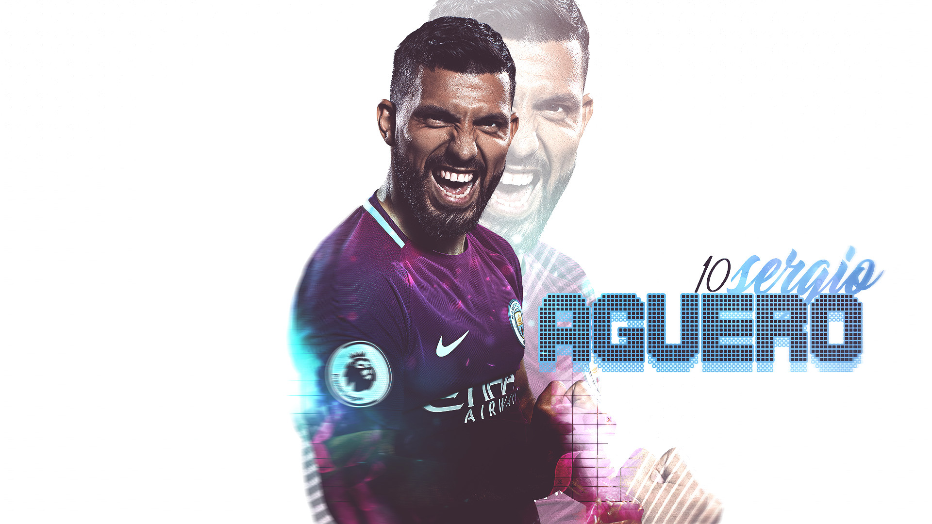 Sergio Aguero Wallpapers (69+ Pictures