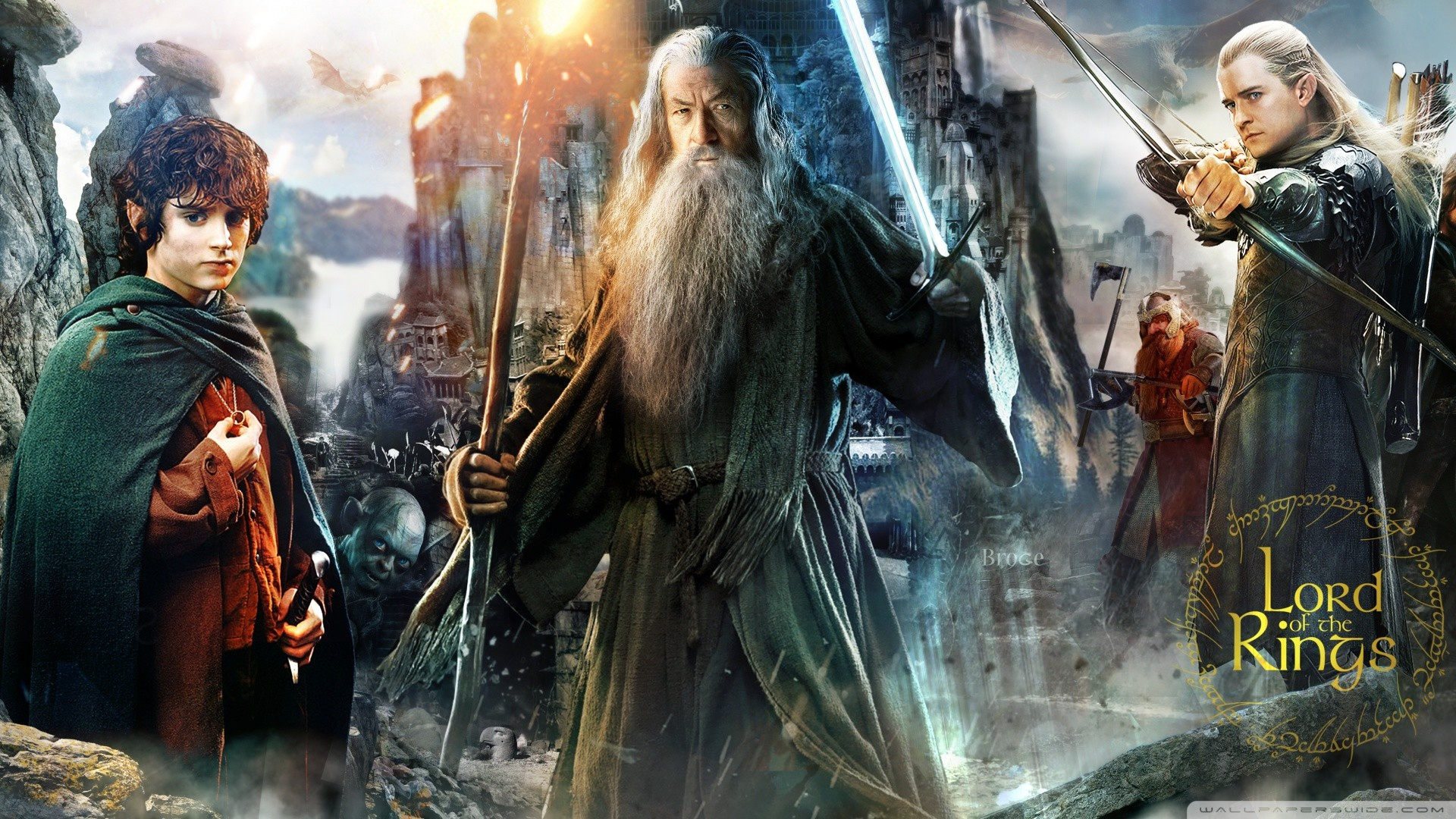 Lord Of The Rings Hd Wallpaper 80 Pictures