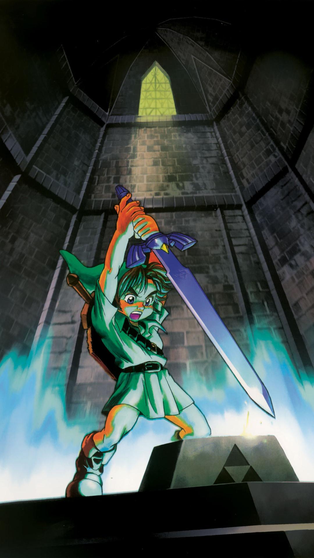 Download 3840x2160 The Legend Of Zelda Ocarina Of Time Wallpaper