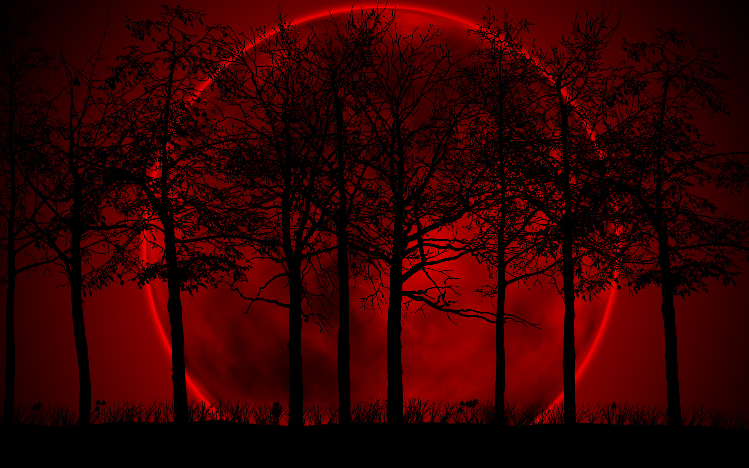 wolf howling at the red moon wallpaper 62 pictures