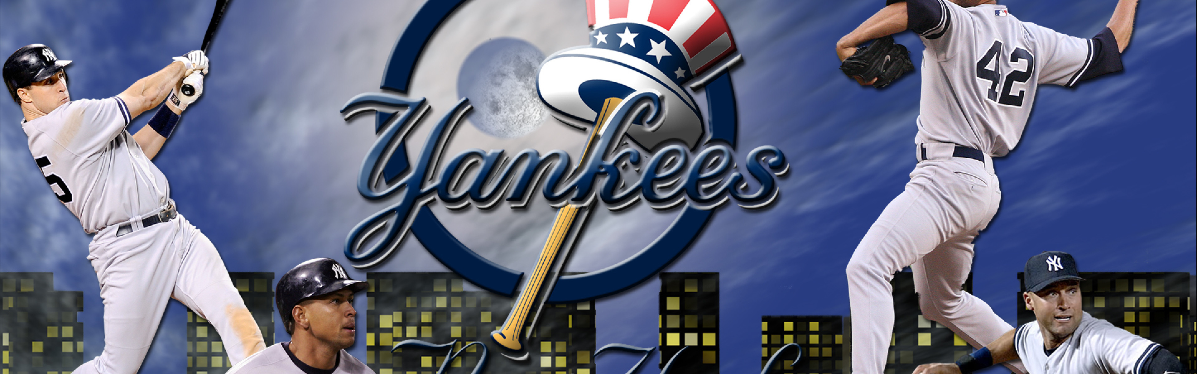 New York Yankees Wallpapers (66+ pictures)