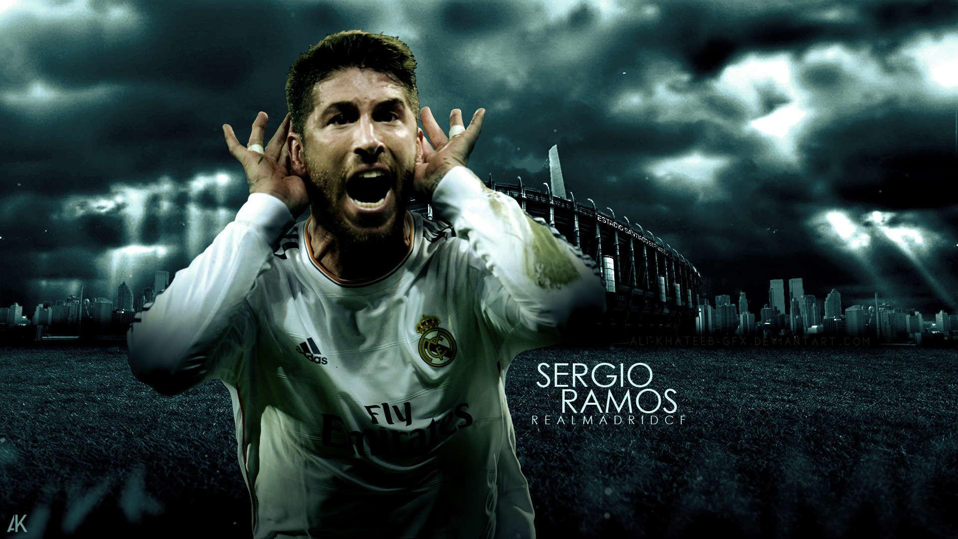 Sergio Ramos 2018 Wallpaper (83+ Pictures