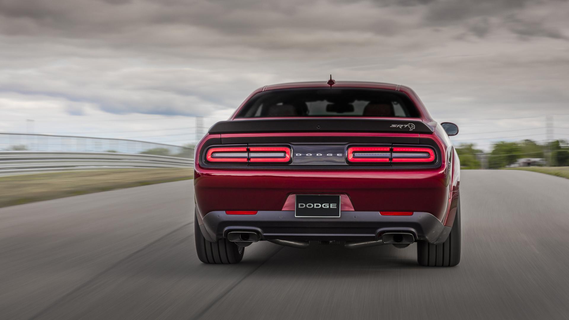 2018 Dodge Challenger Black Wallpapers 66 Pictures