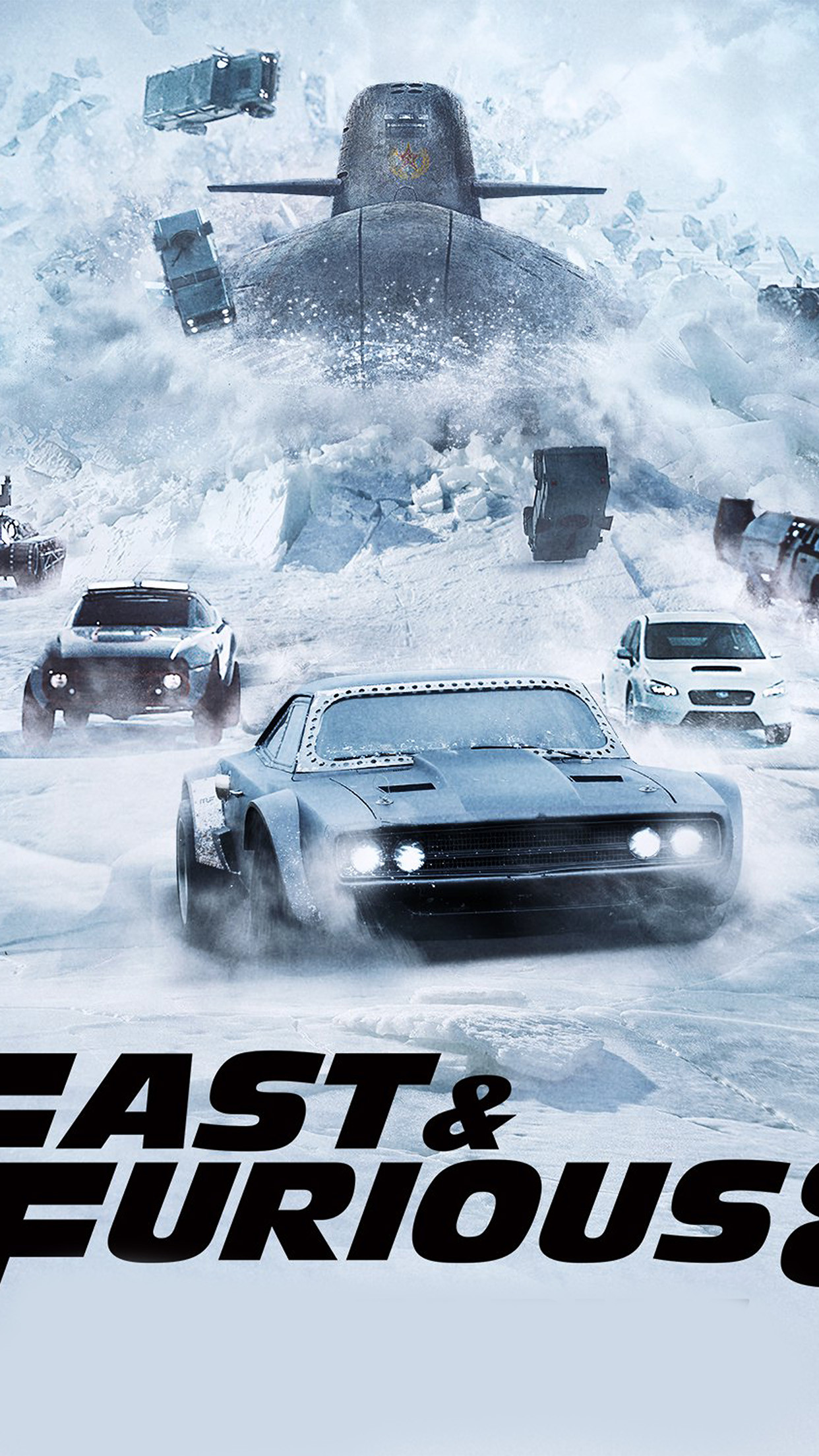 The Fast And The Furious 8 Wallpapers 75 Pictures