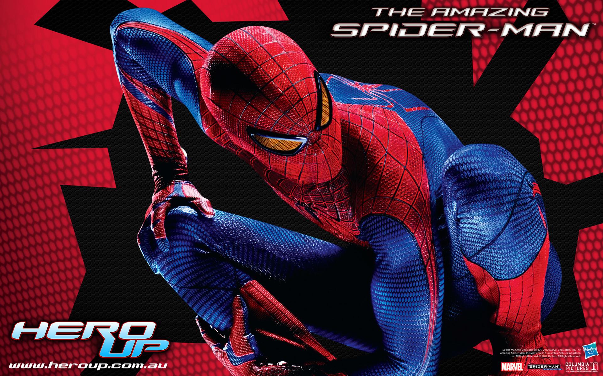 Spiderman HD Desktop Wallpaper Widescreen High Definition