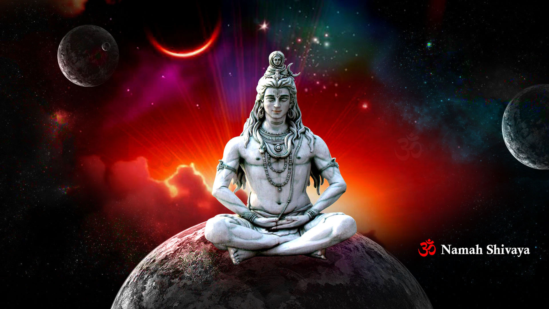 Lord Shiva Desktop Wallpapers Hd: Lord Shiva Wallpapers (53+ Pictures