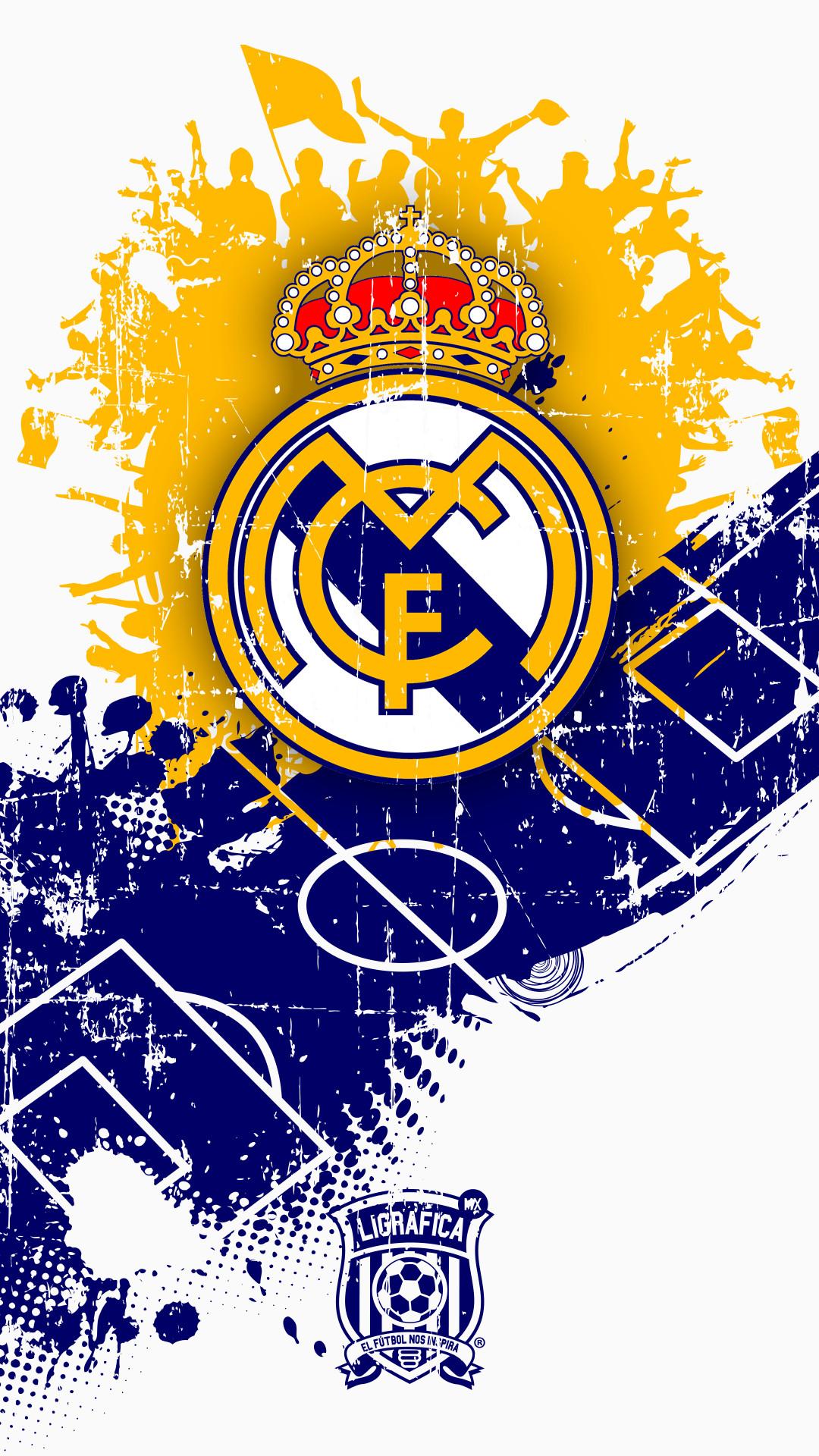 Real Madrid 2018 Wallpaper 3D (61+