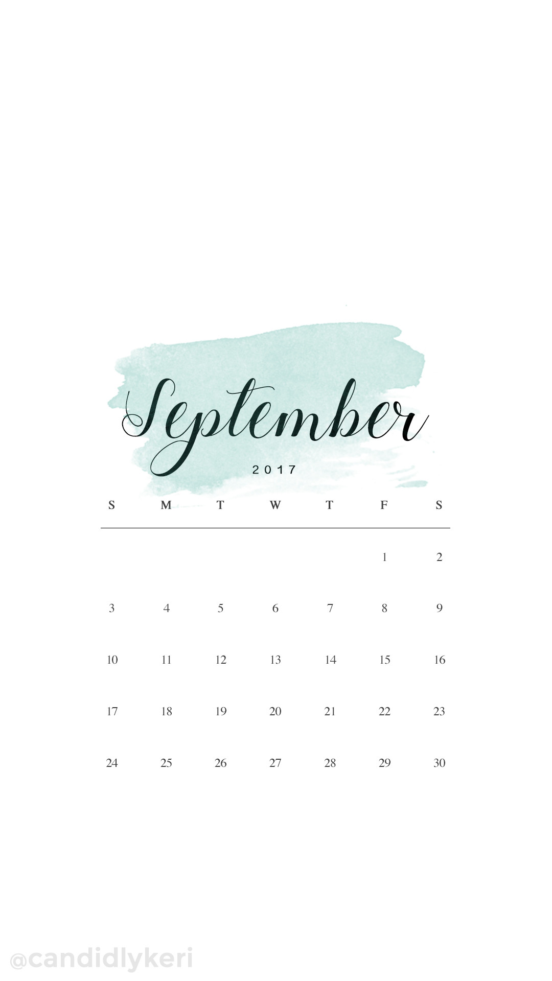 September 2018 Calendar Wallpapers 70 Pictures