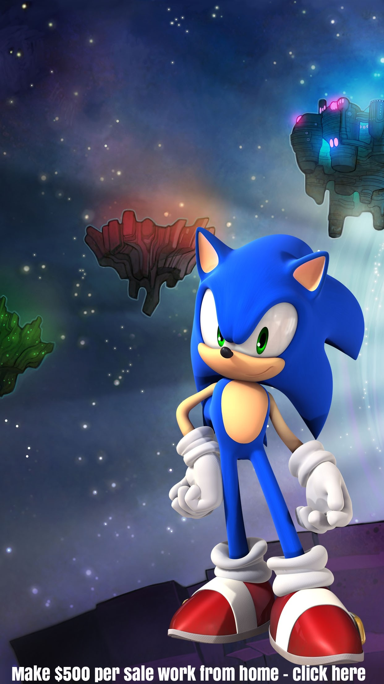 Sonic the Hedgehog Backgrounds (69+ pictures)