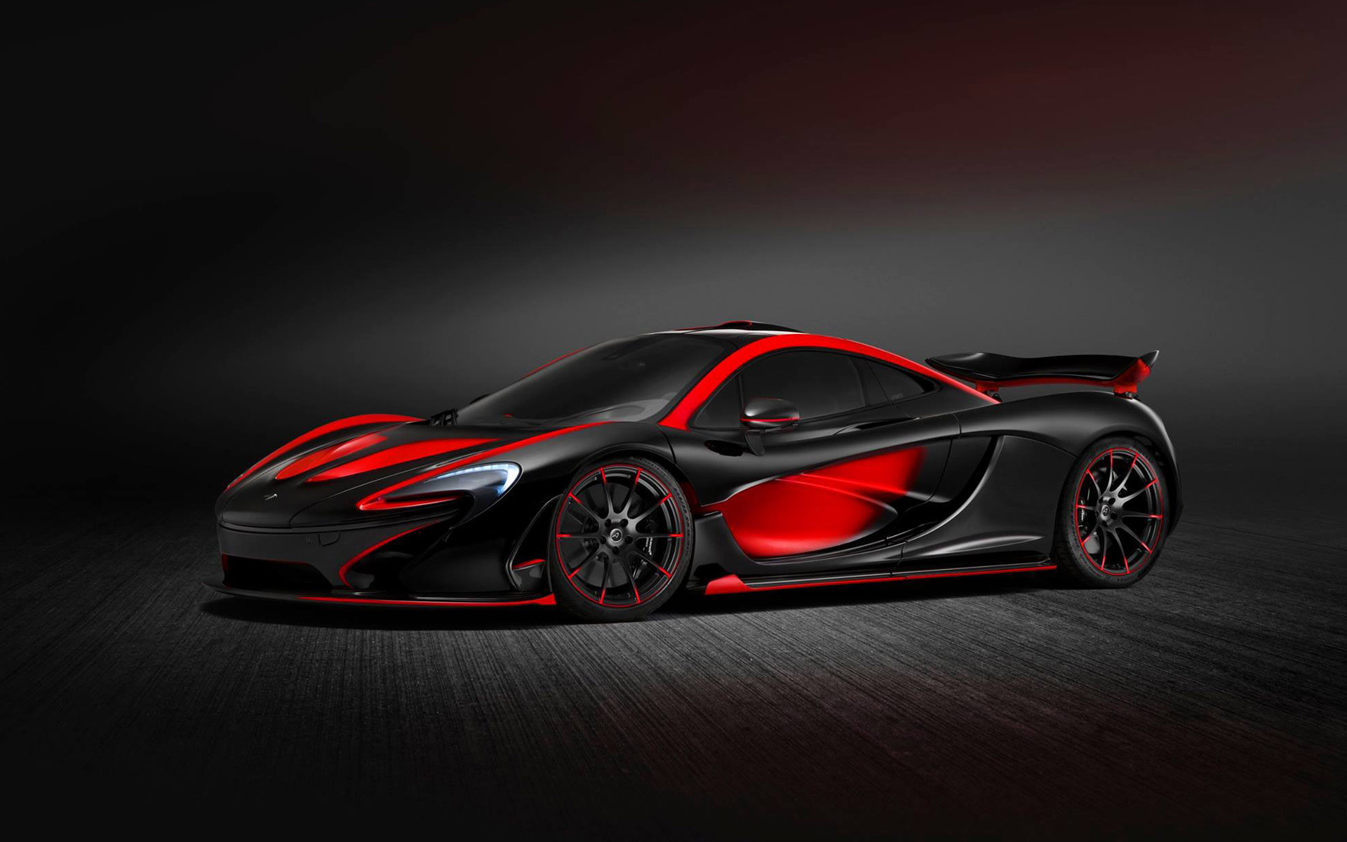 Vehicles   McLaren P1 Vehicle ...