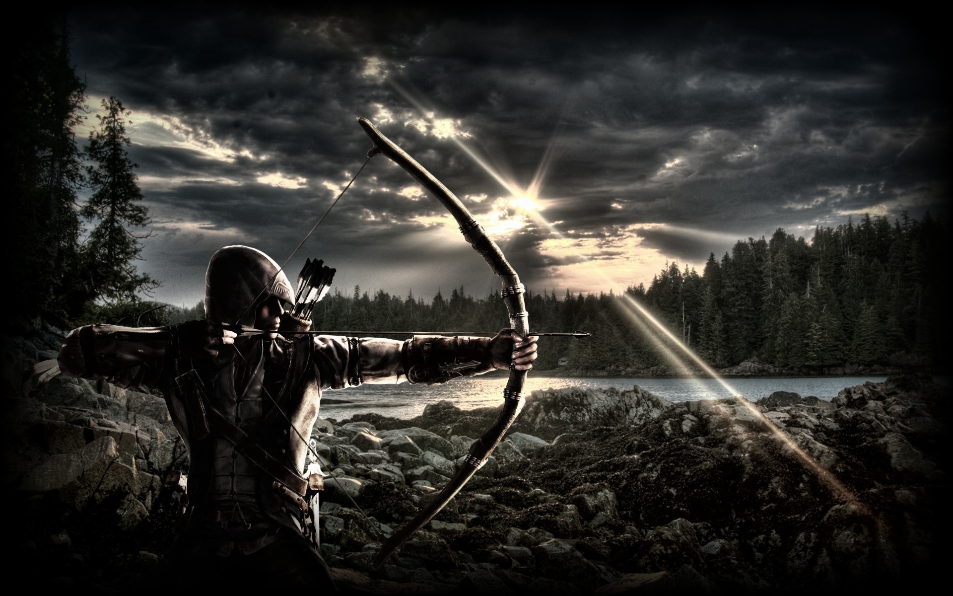 Bow Hunting Wallpapers (70+ pictures)