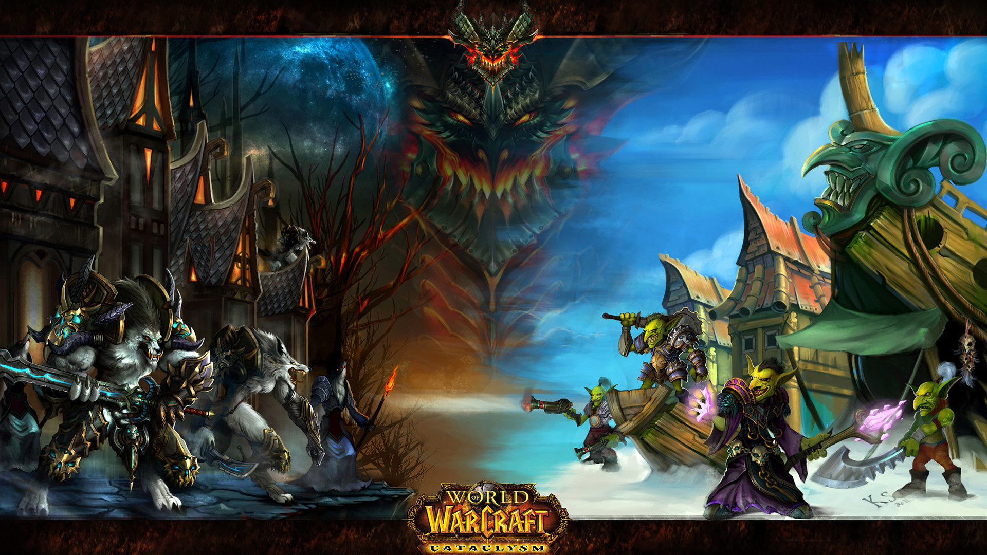 Warcraft 3 Wallpaper 59 Pictures