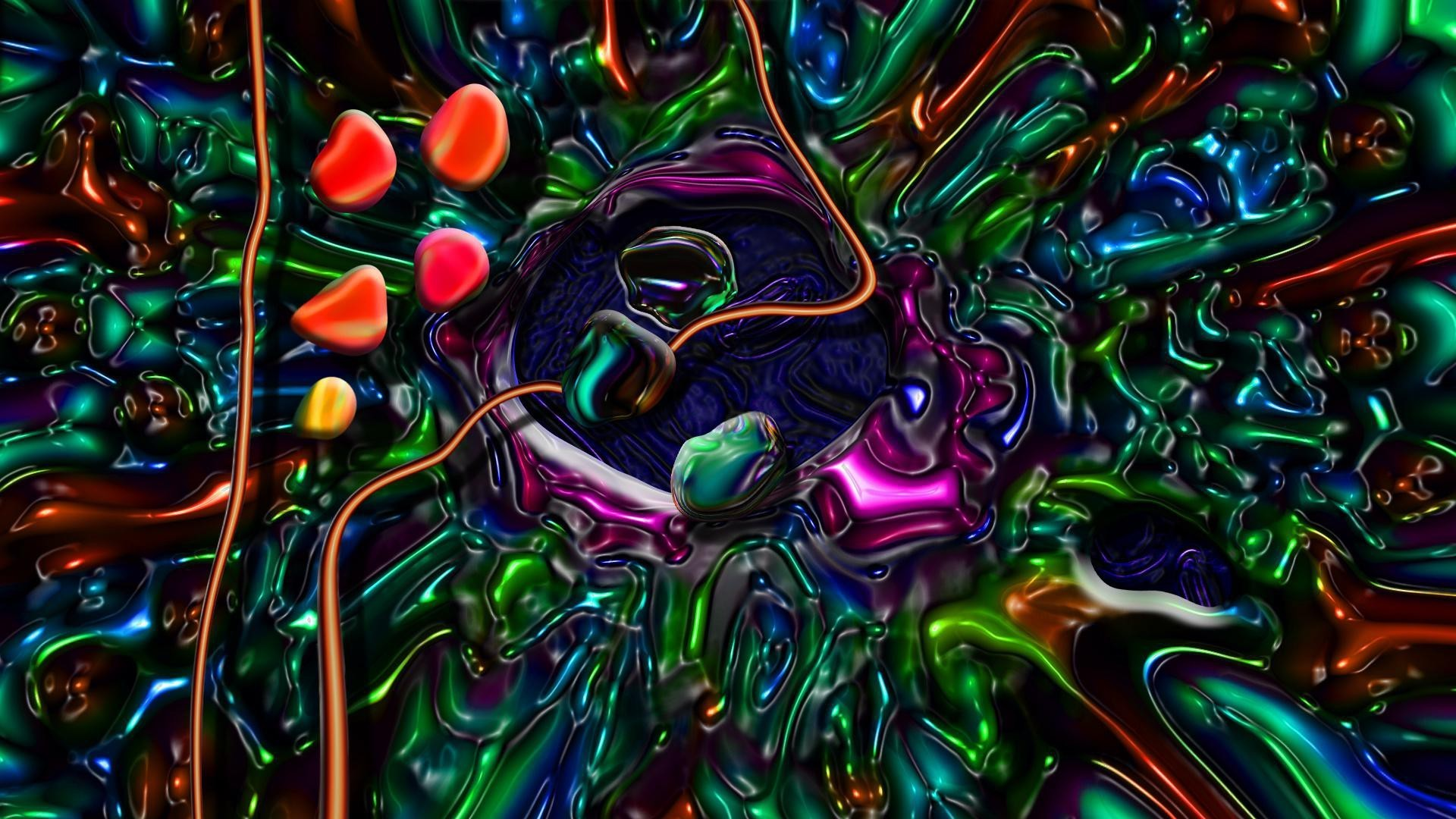 Trippy 3d Wallpaper 67 Pictures