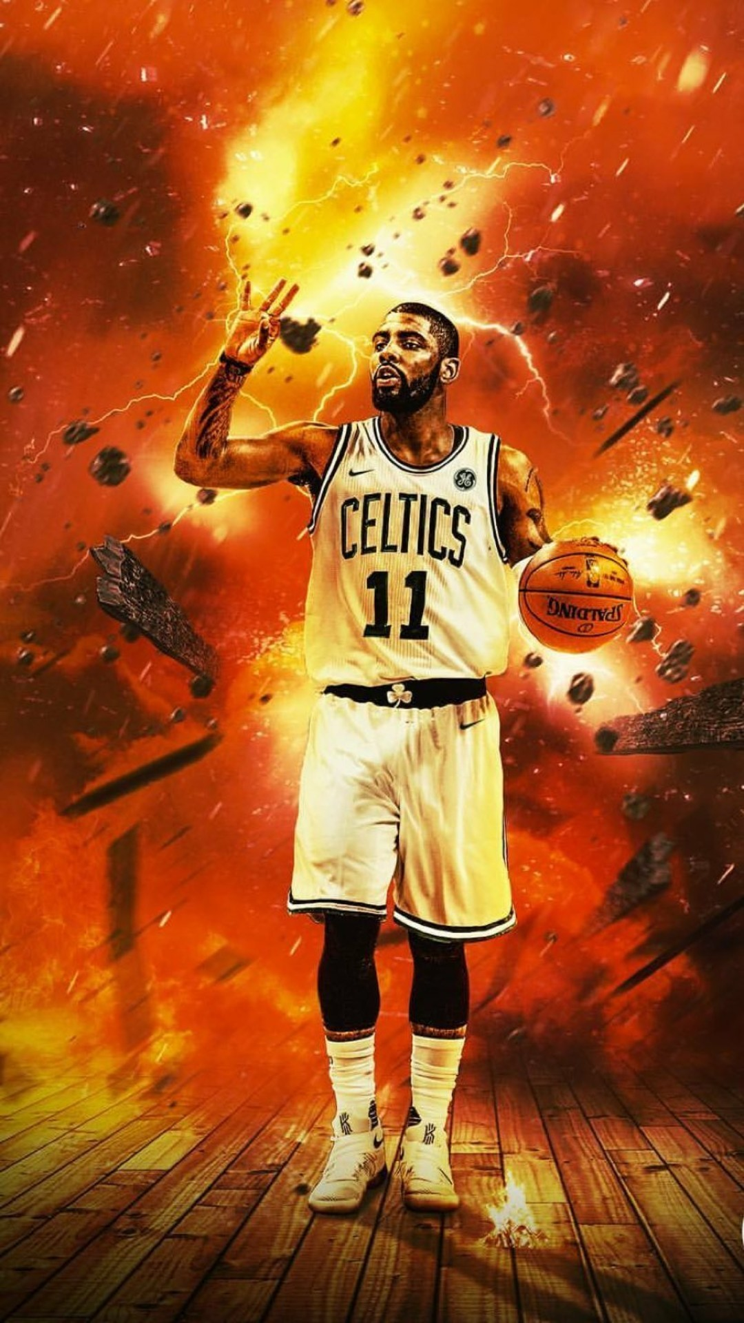 Kyrie Irving Wallpapers (81+ pictures) Kyrie Irving Wallpaper Download