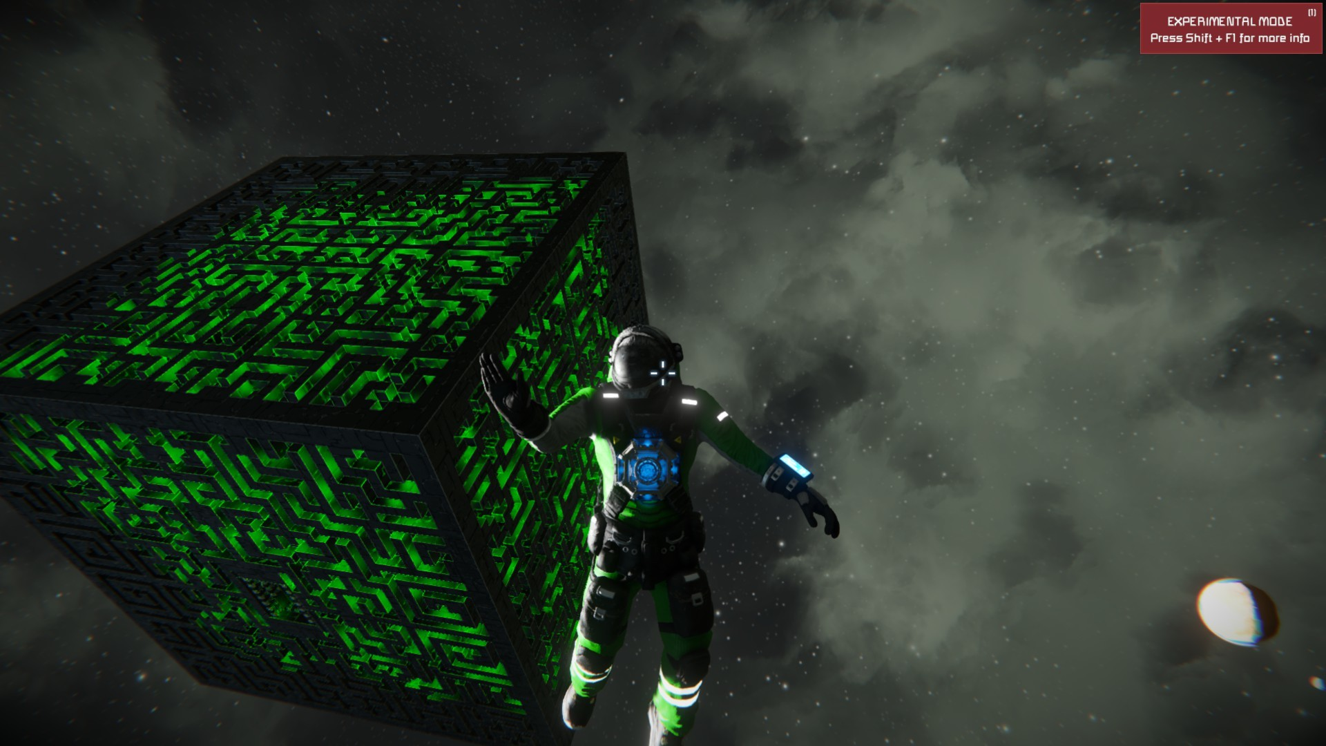 Star trek green wallpaper