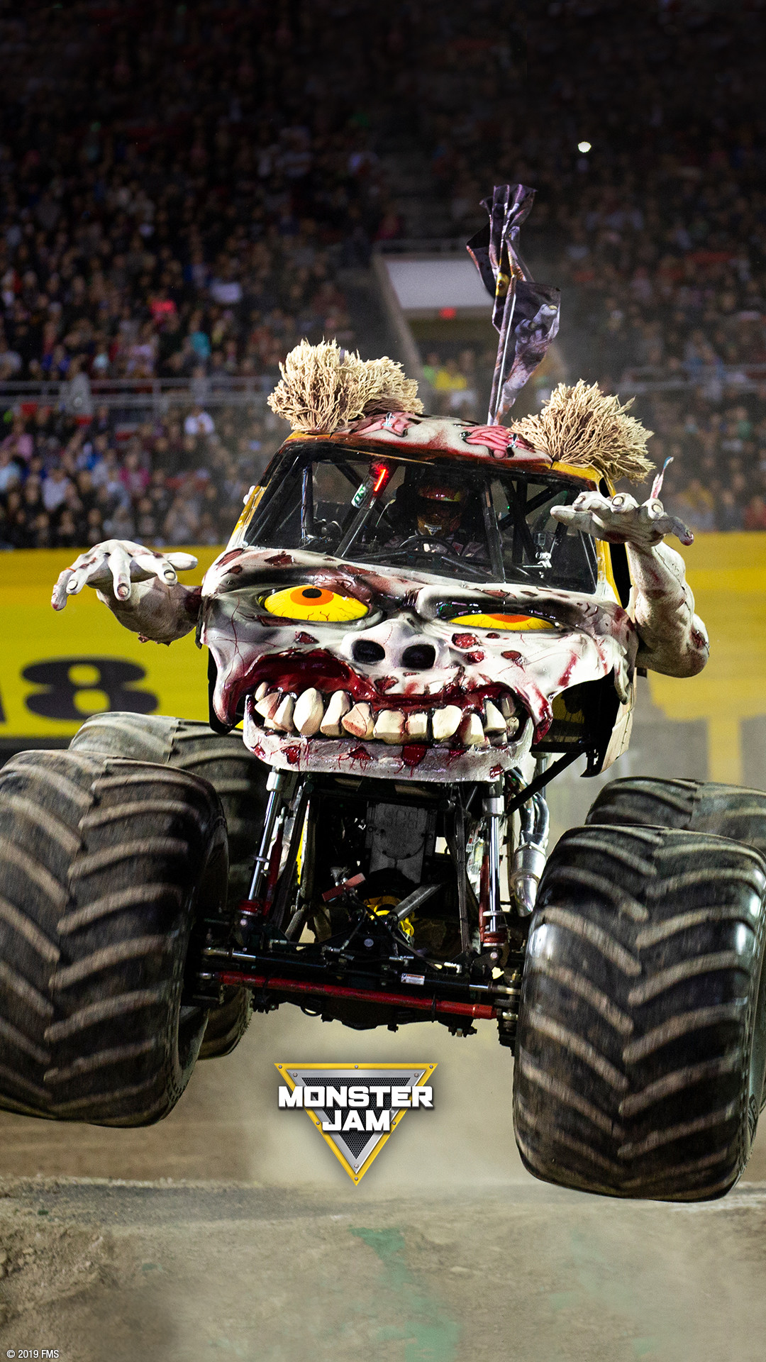Monster Jam Wallpapers (62+ pictures)