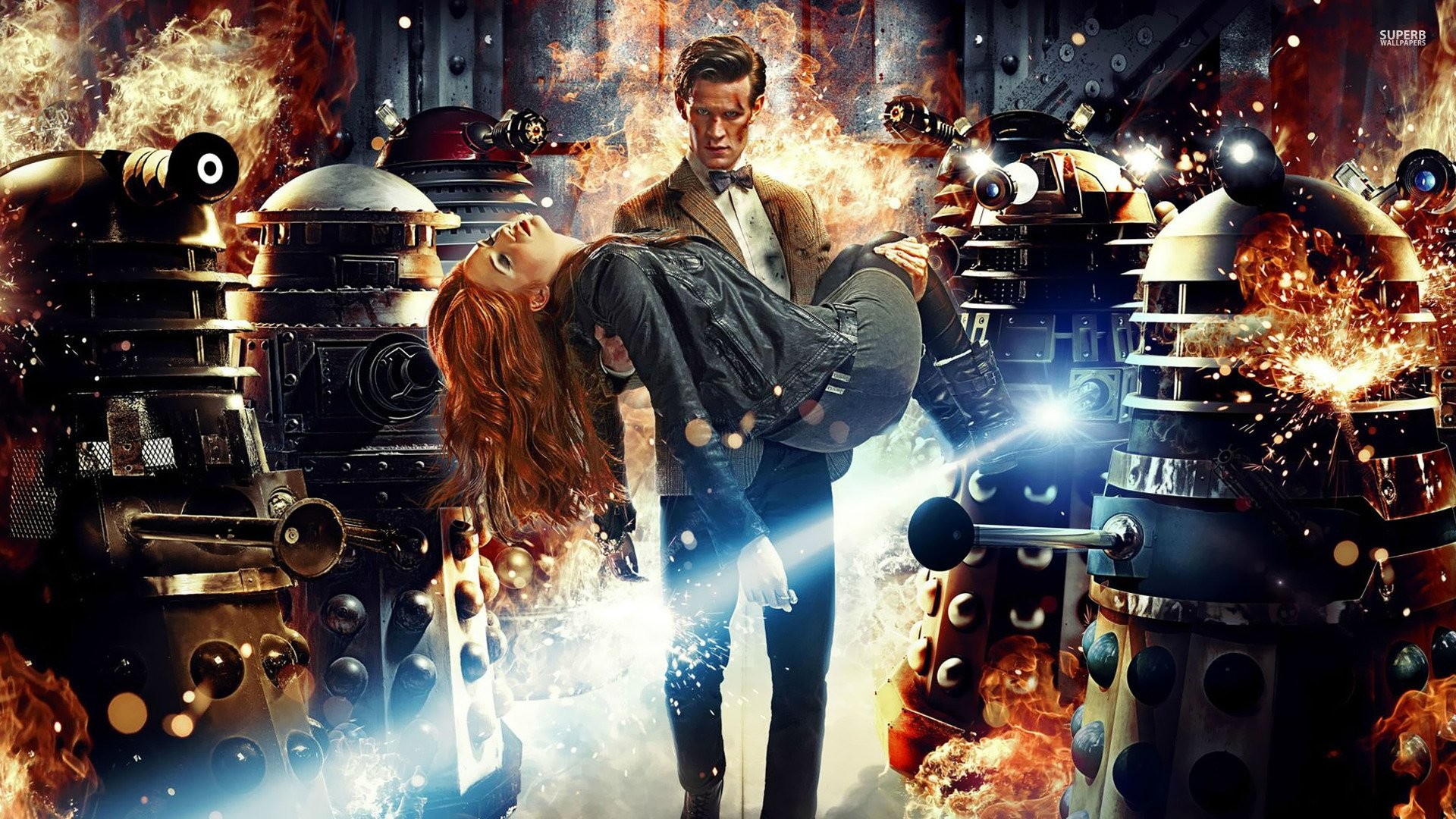 Doctor Who Matt Smith Wallpaper 66 Pictures