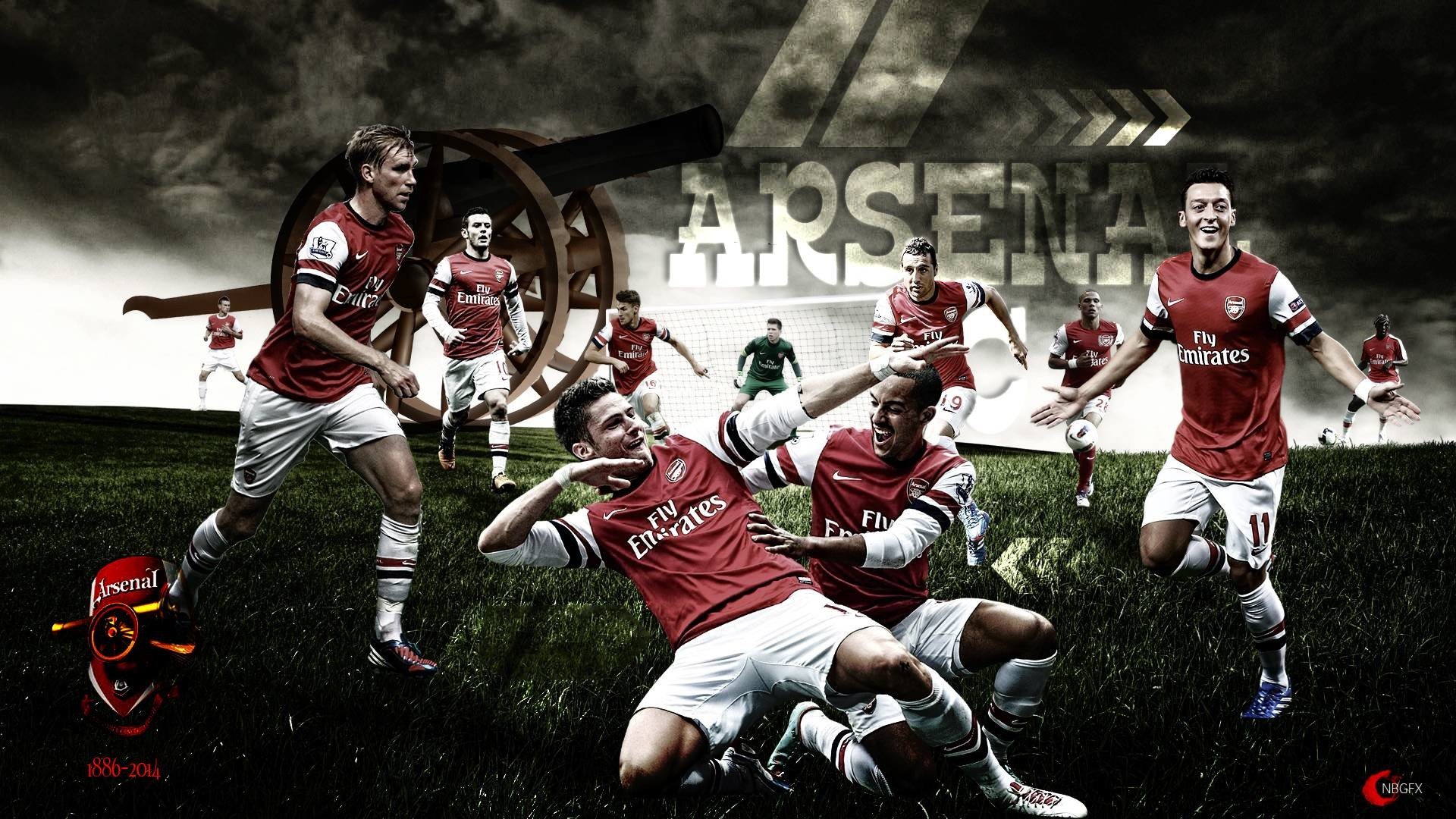 Arsenal Wallpaper 2018 (84+ Pictures