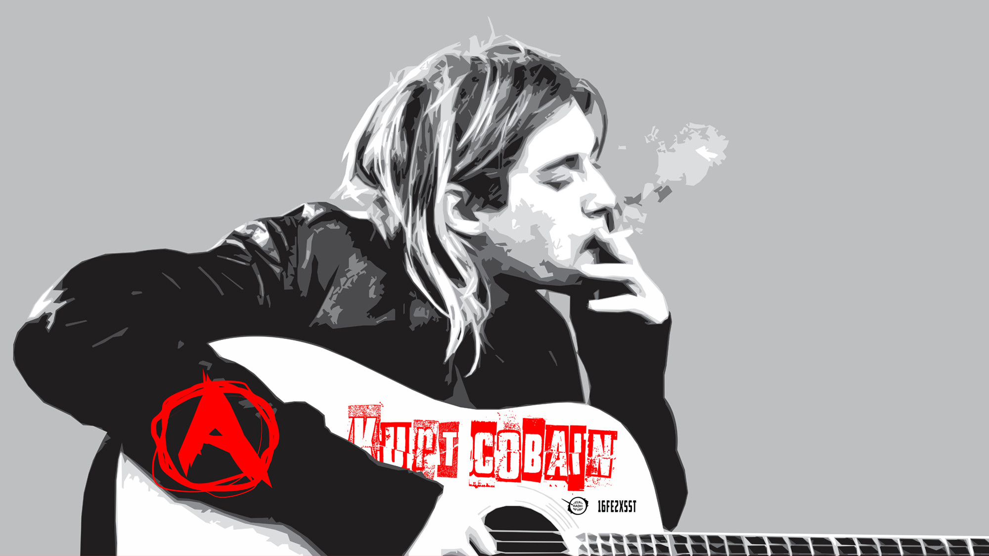 Kurt Cobain Wallpaper 62 Pictures
