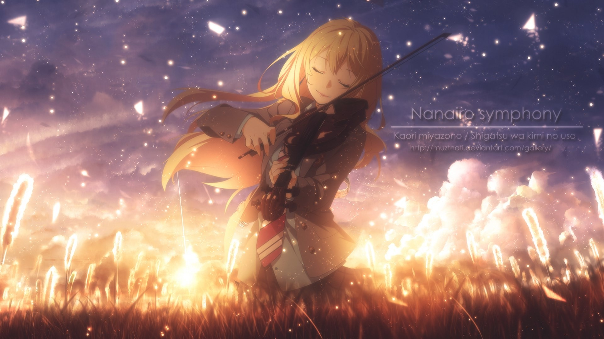 Your Lie In April Wallpapers 81 Pictures