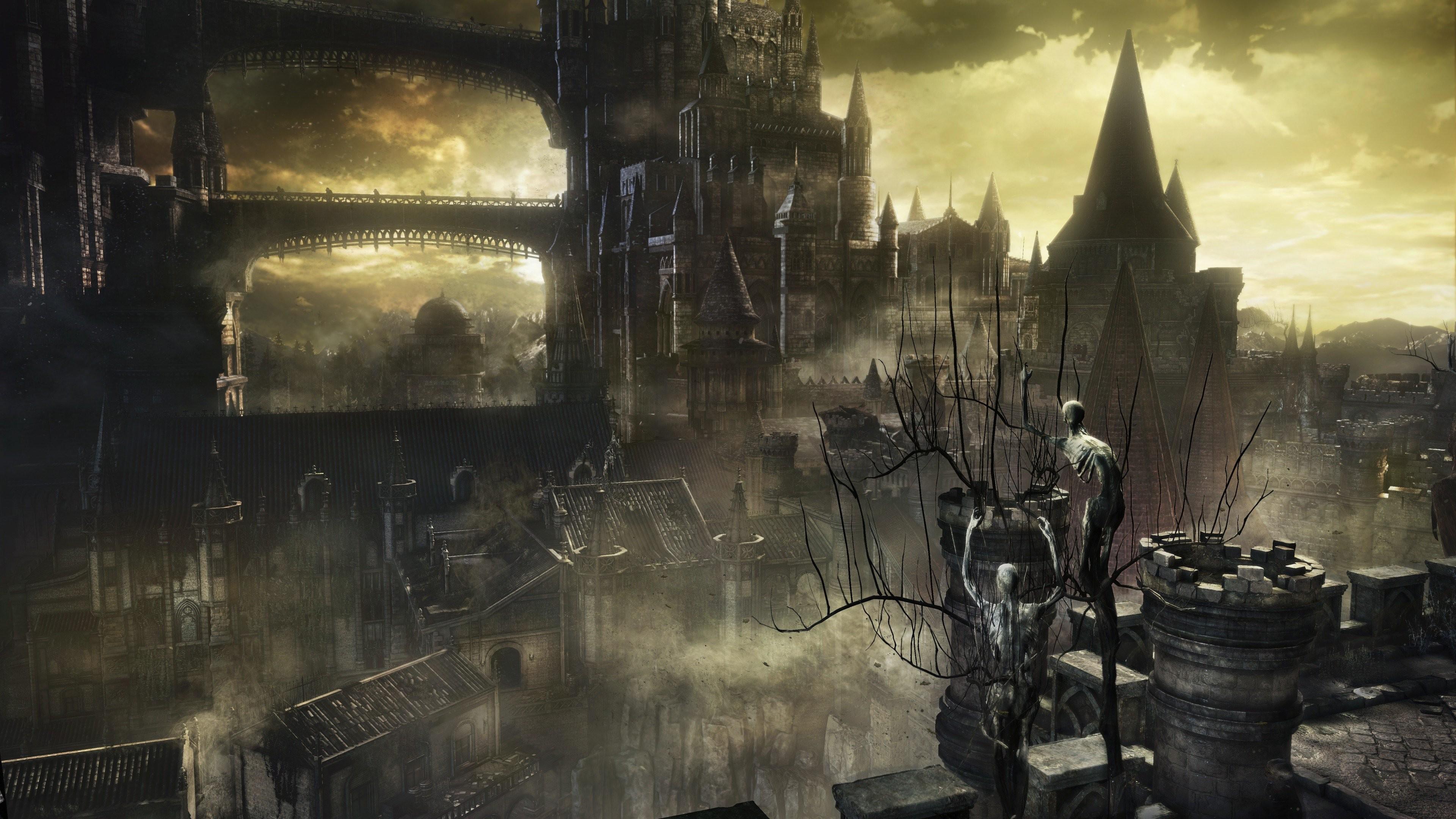 Dark Souls III Wallpapers (85+ pictures)